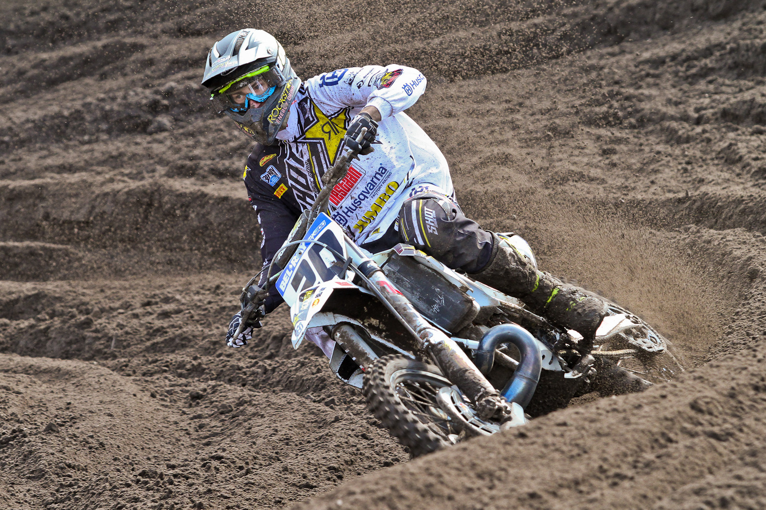 Yentel Martens - In the Pits: MXGP of Europe - Motocross Pictures - Vital MX