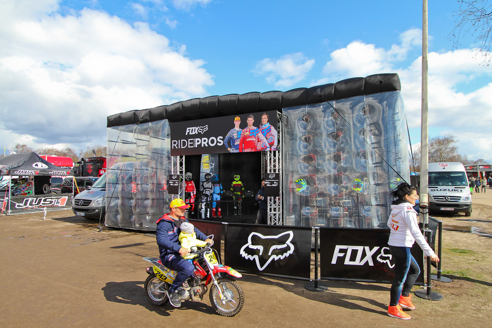 Fox Racing - In the Pits: MXGP of Europe - Motocross Pictures - Vital MX