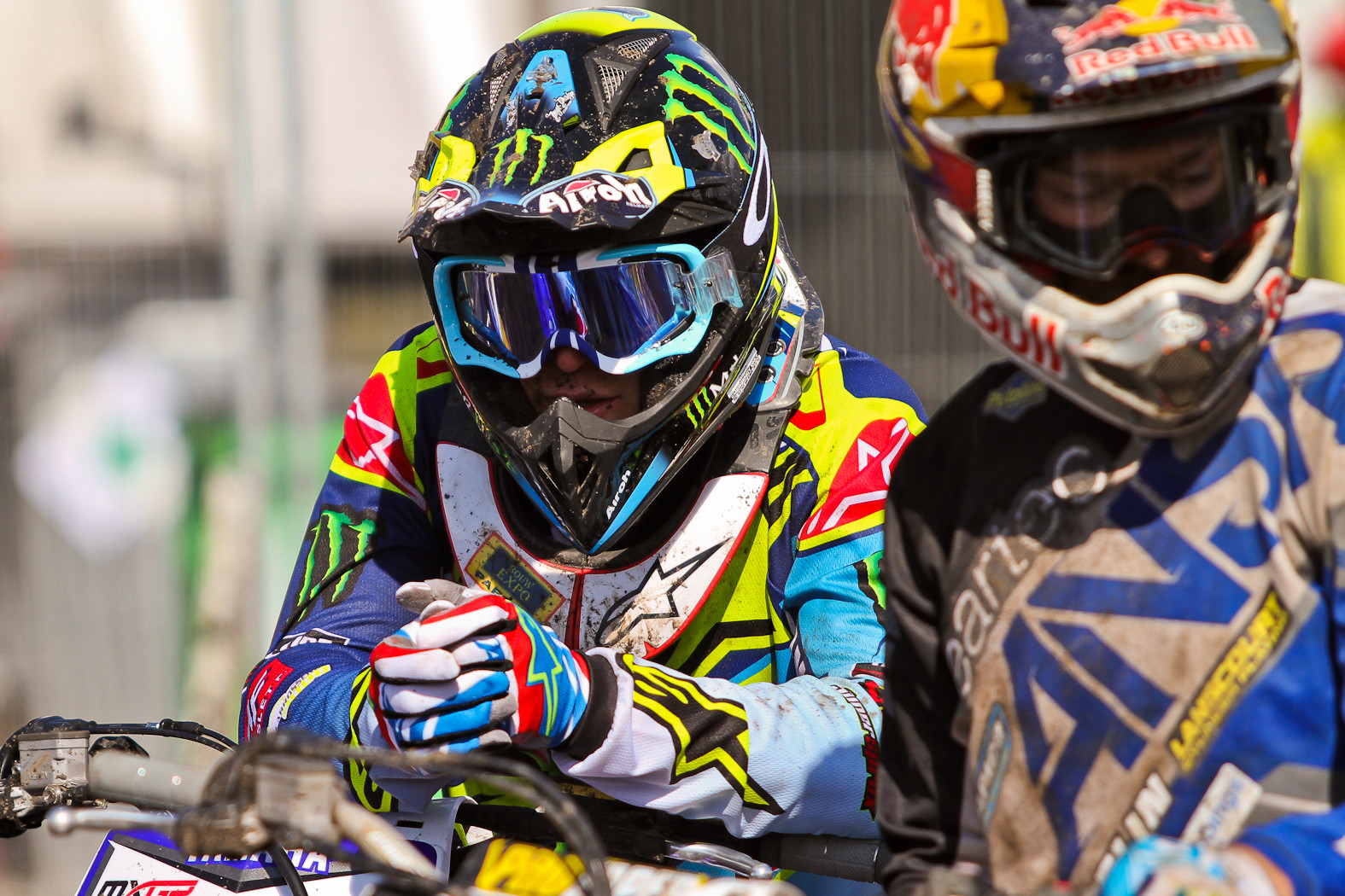 Jeremy van Horebeek - In the Pits: MXGP of Europe - Motocross Pictures - Vital MX