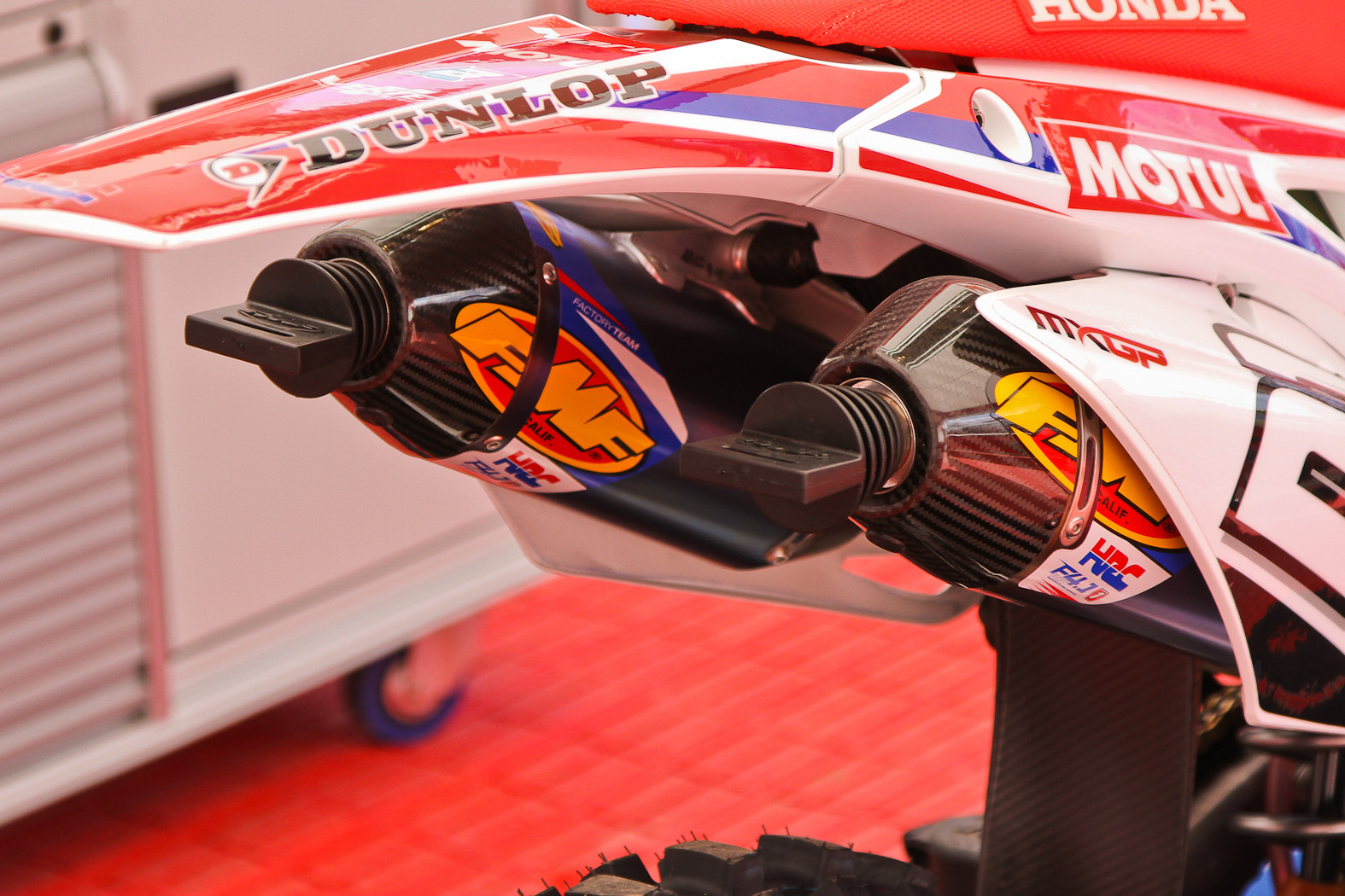 FMF Racing - In the Pits: MXGP of Europe - Motocross Pictures - Vital MX