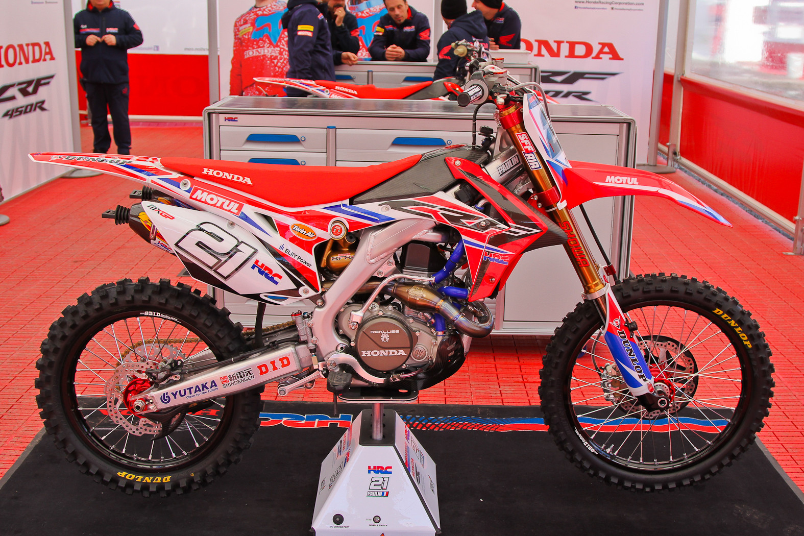 HRC Honda - In the Pits: MXGP of Europe - Motocross
