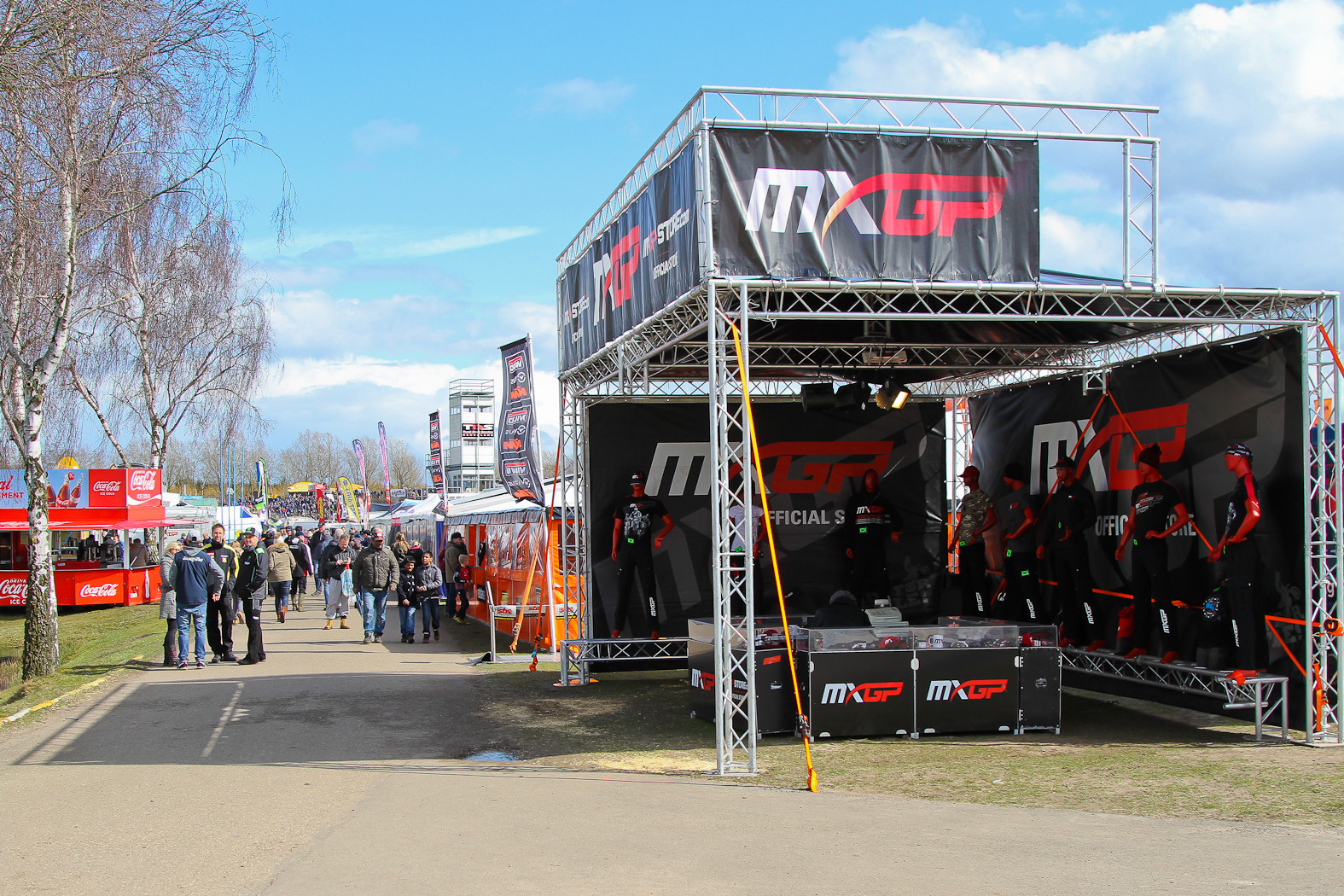 MXGP Paddock - In the Pits: MXGP of Europe - Motocross Pictures - Vital MX