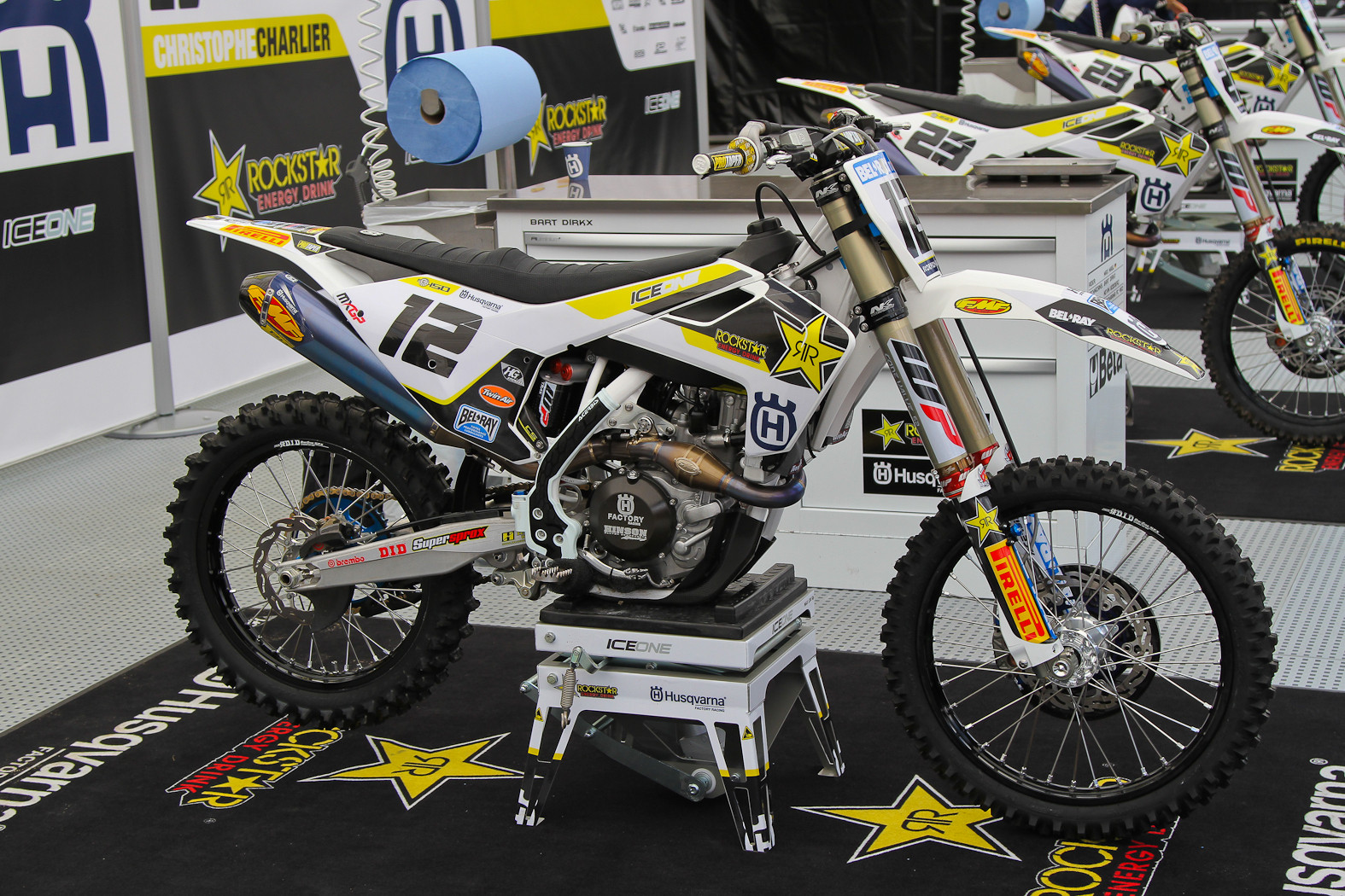Max Nagl - In the Pits: MXGP of Europe - Motocross Pictures - Vital MX
