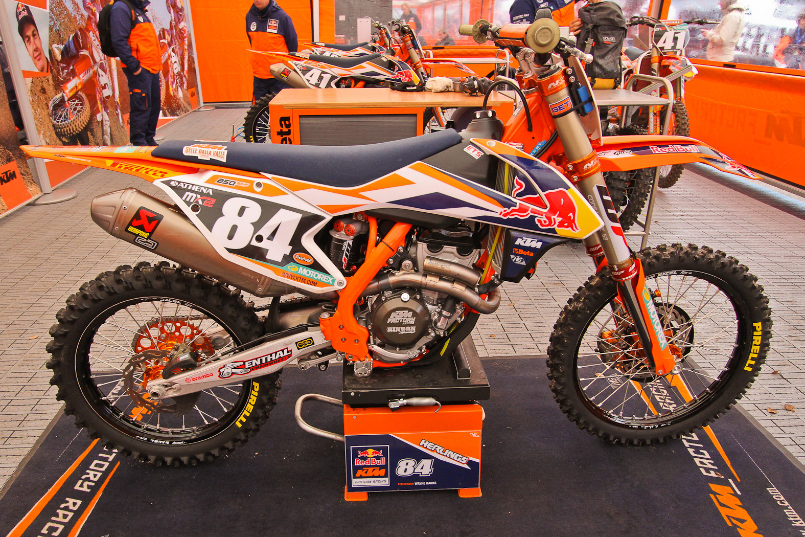 Jeffrey Herlings - In the Pits: MXGP of Europe - Motocross Pictures - Vital MX