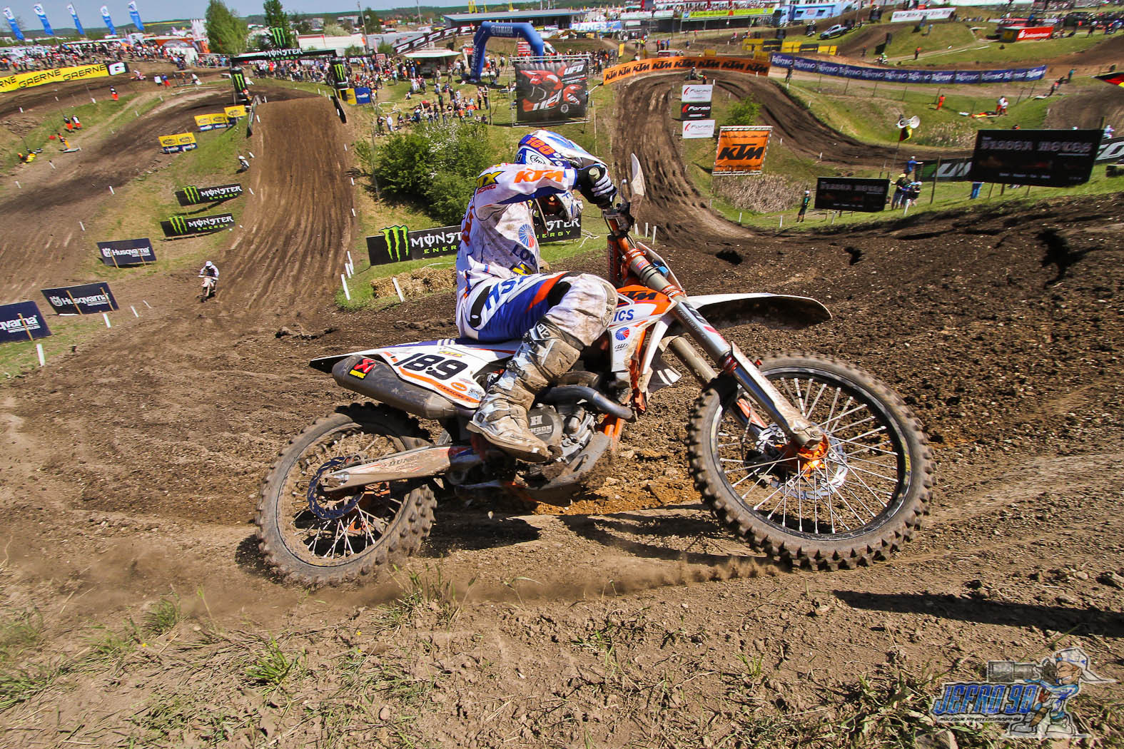 Brian Bogers - Photo Blast: MXGP of Germany - Motocross Pictures - Vital MX
