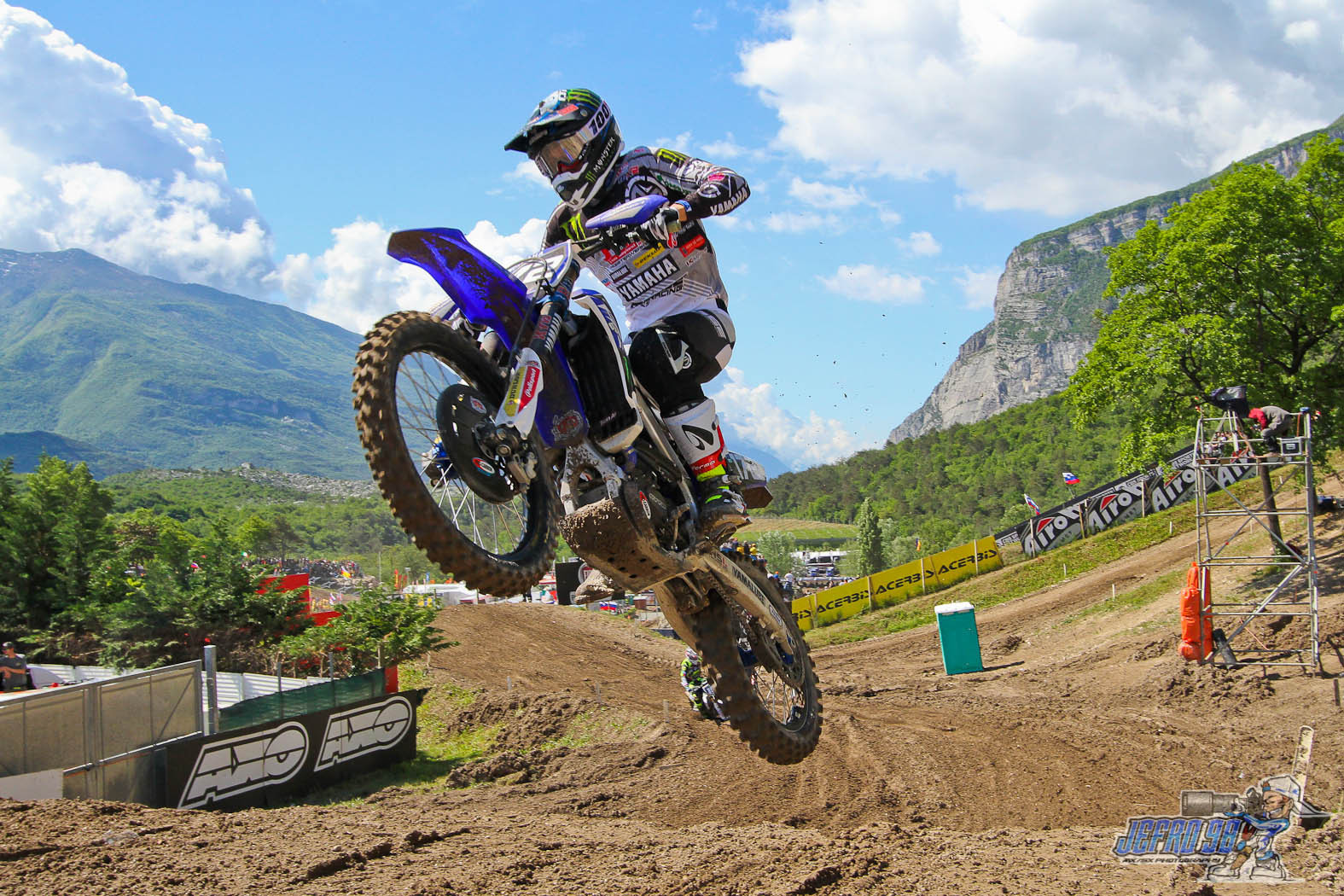 Brent van Doninck - Photo Gallery: MXGP of Trentino, Italy - Motocross Pictures - Vital MX