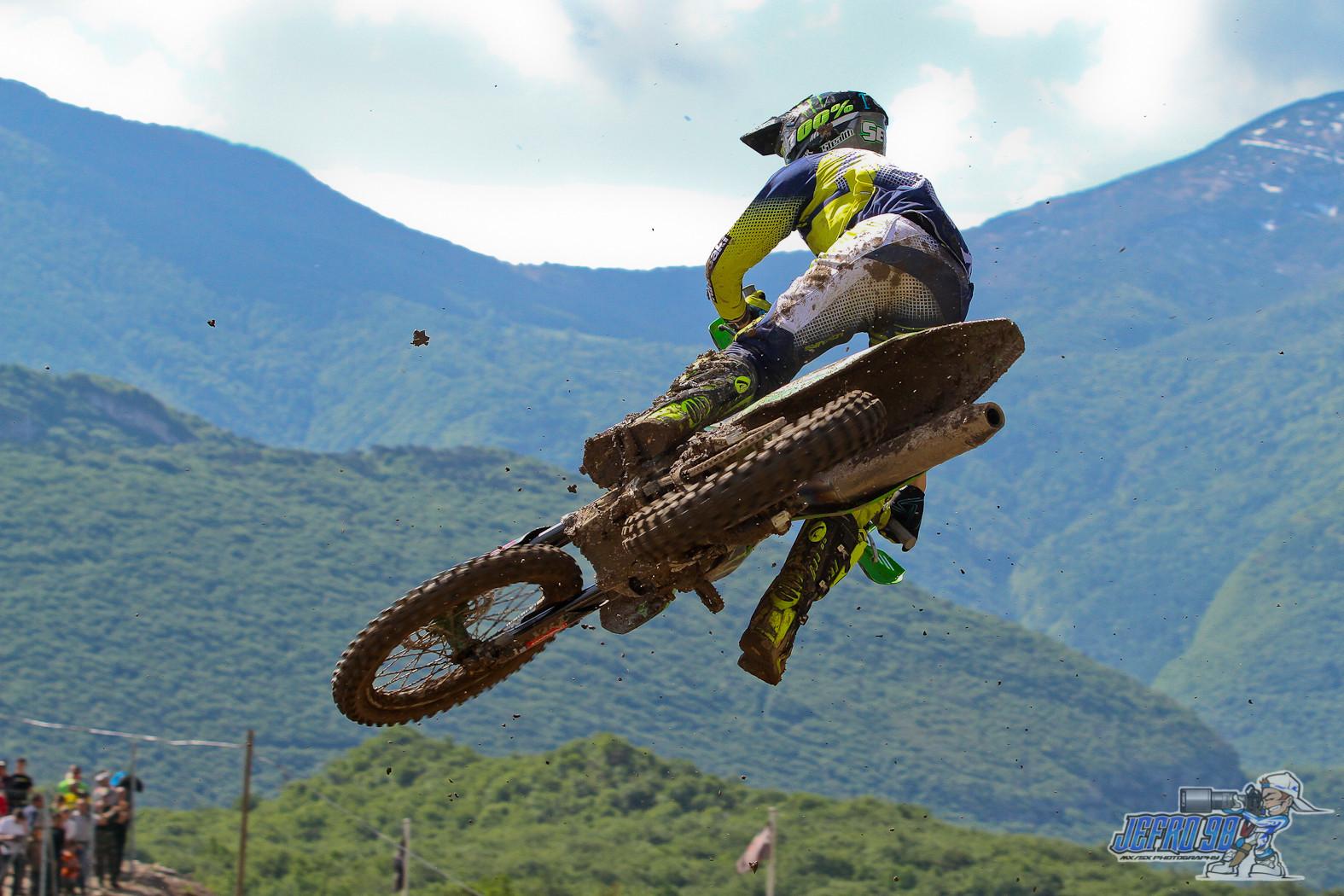 Vsevolod Brylyakov - Photo Gallery: MXGP of Trentino, Italy - Motocross Pictures - Vital MX