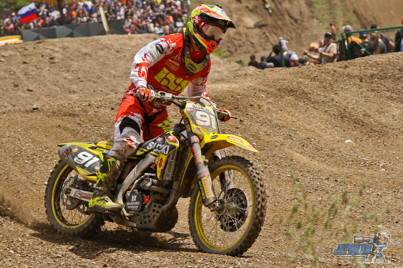 Jeremy Seewer - Photo Gallery: MXGP of Trentino, Italy - Motocross Pictures - Vital MX