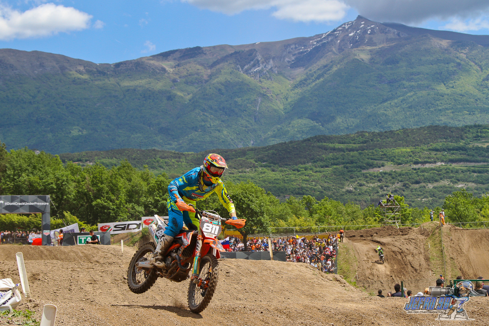 Adam Sterry - Photo Gallery: MXGP of Trentino, Italy - Motocross Pictures - Vital MX