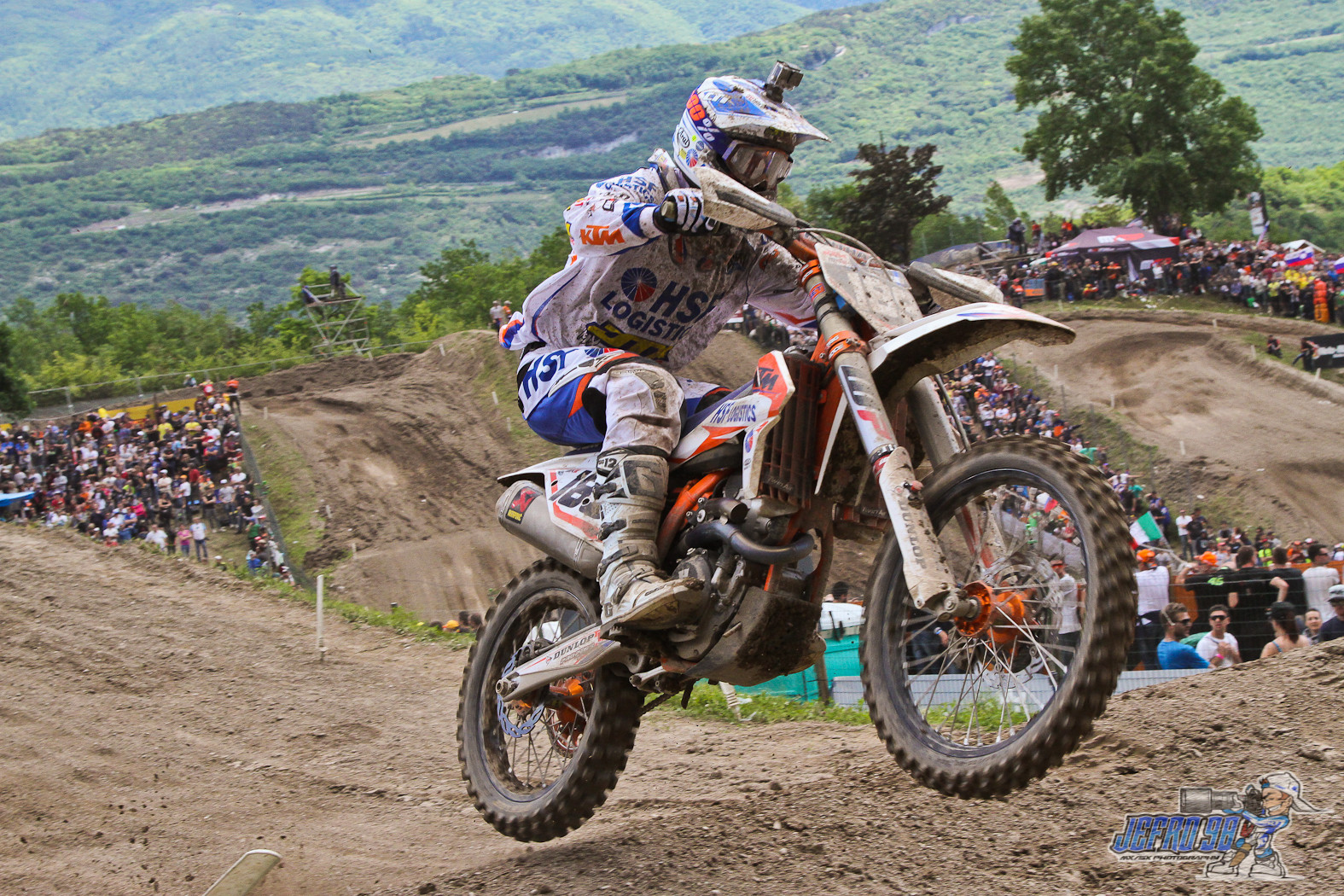 Brian Bogers - Photo Gallery: MXGP of Trentino, Italy - Motocross Pictures - Vital MX