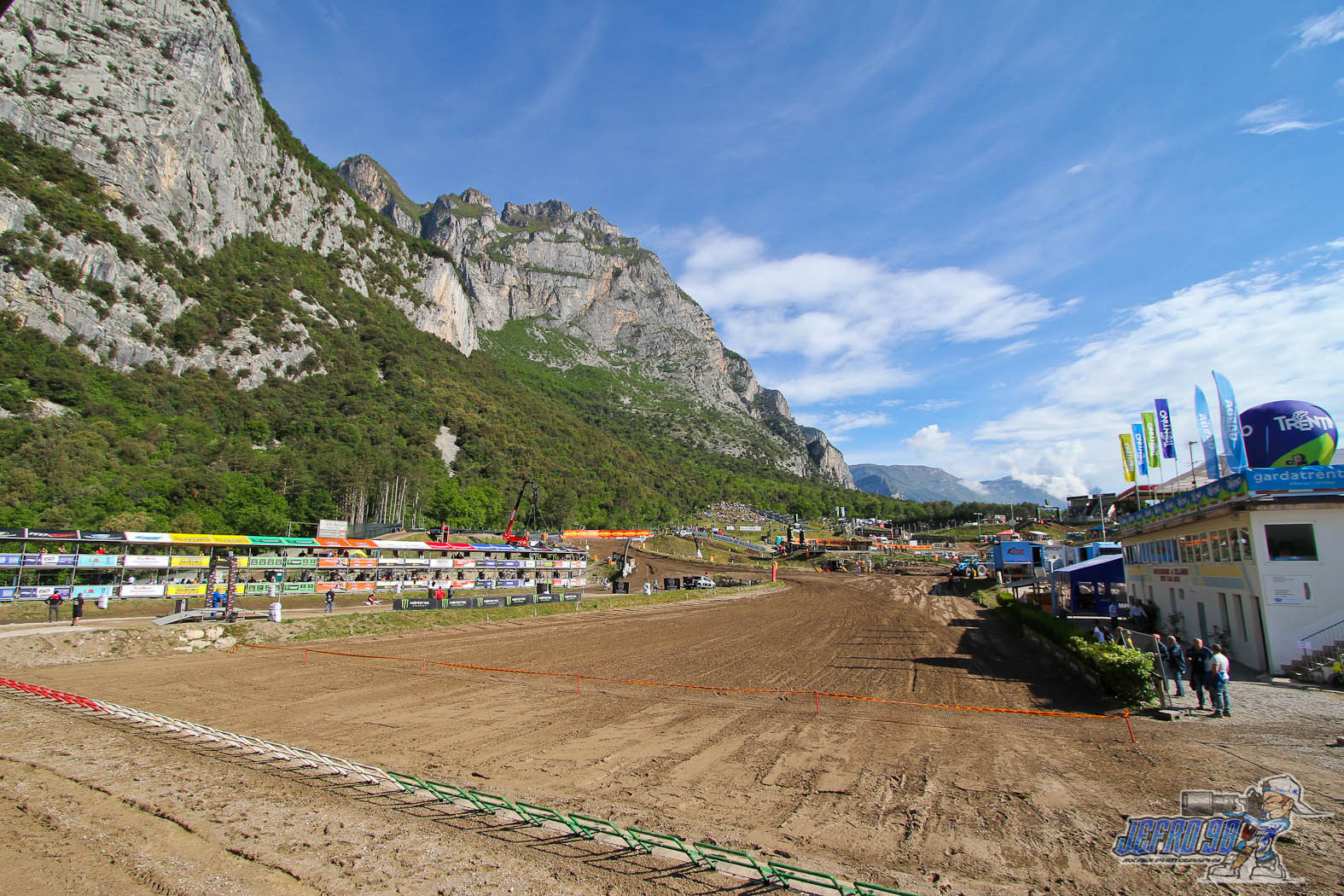 Track view - Photo Gallery: MXGP of Trentino, Italy - Motocross Pictures - Vital MX