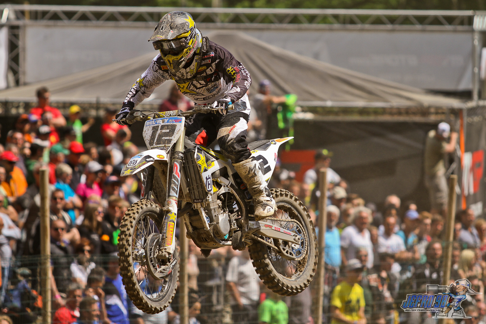 Max Nagl - Photo Gallery: MXGP of Trentino, Italy - Motocross Pictures - Vital MX