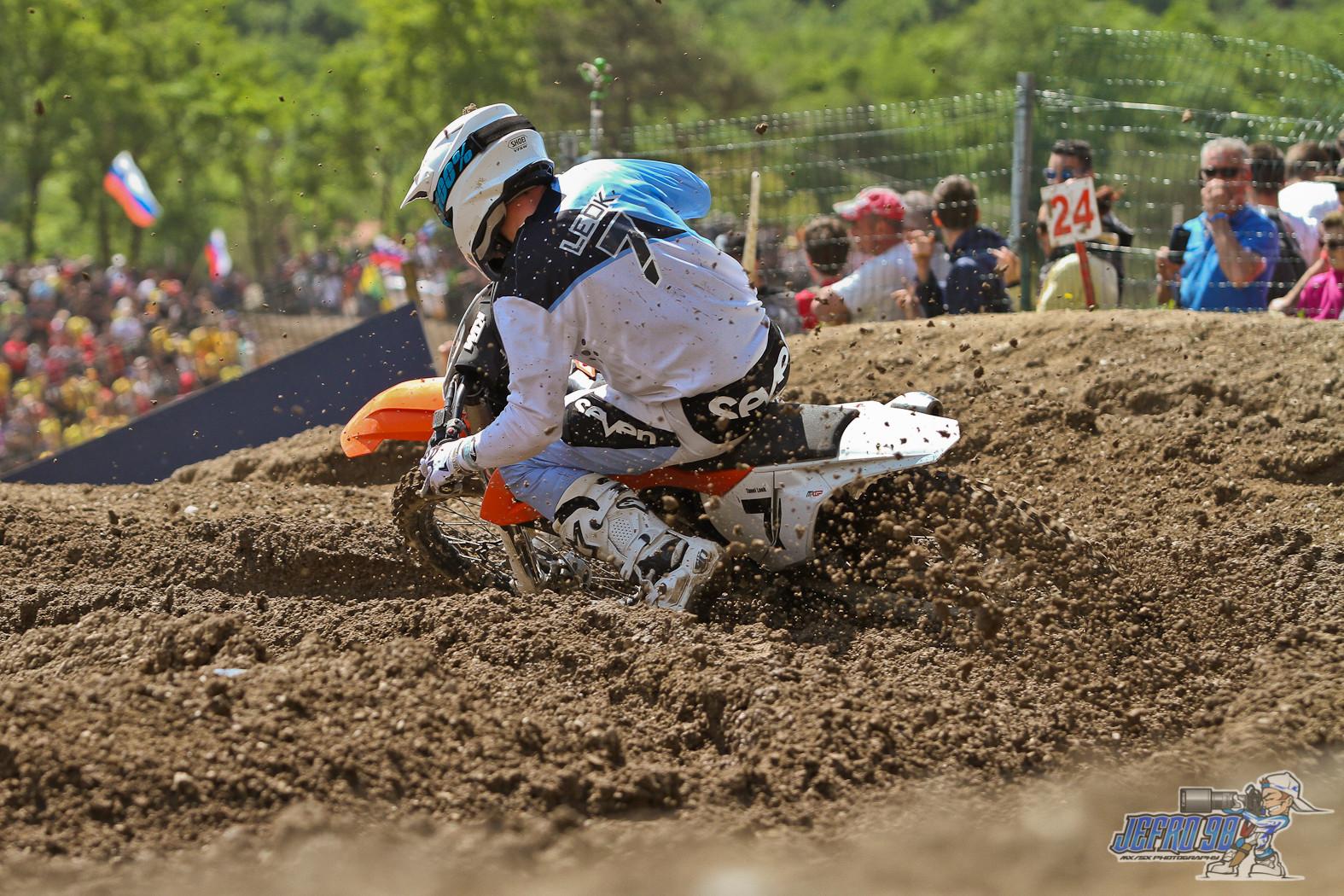 Tanel Leok - Photo Gallery: MXGP of Trentino, Italy - Motocross Pictures - Vital MX