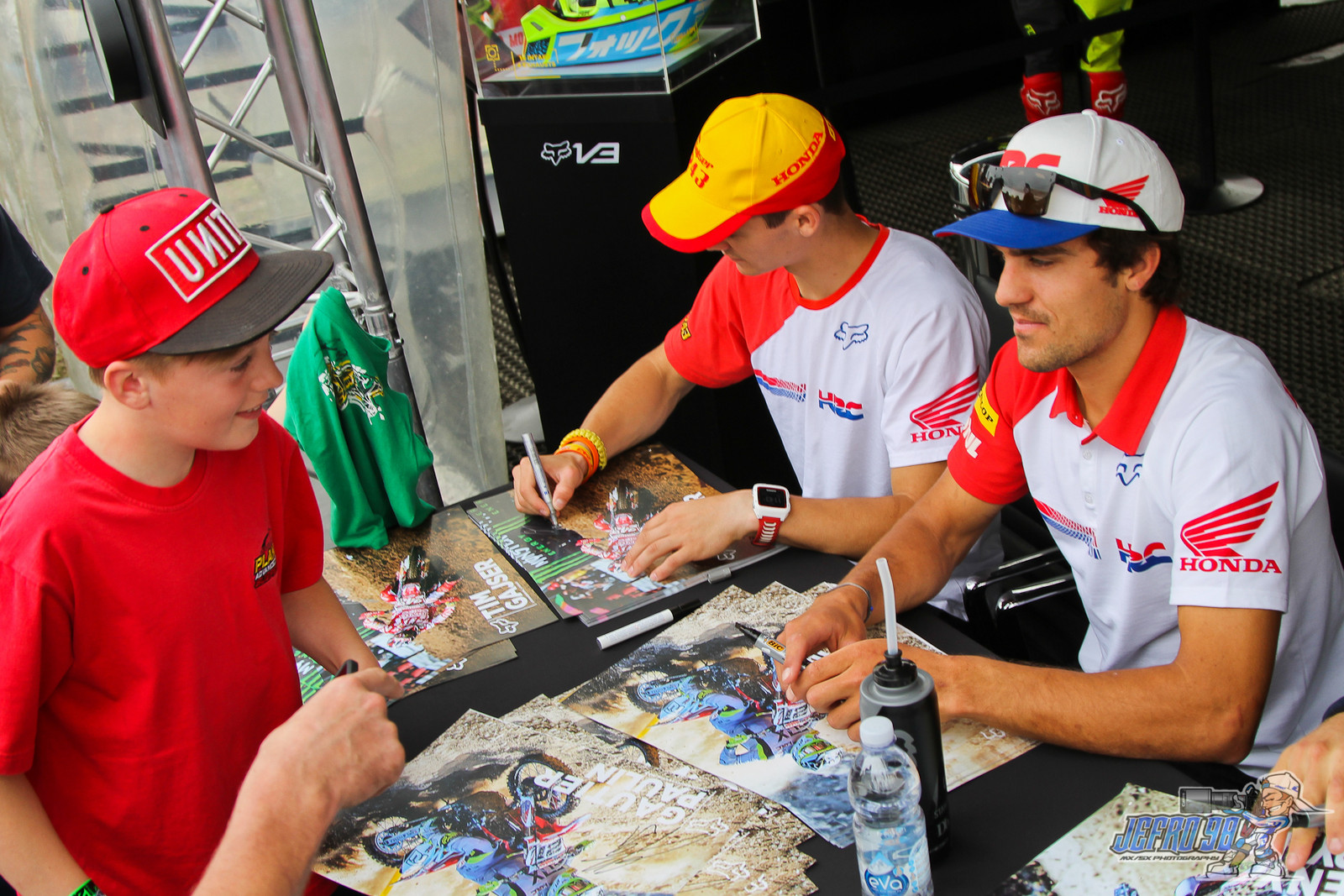 Gasjer and Paulin - Photo Gallery: MXGP of Great Britain - Motocross Pictures - Vital MX