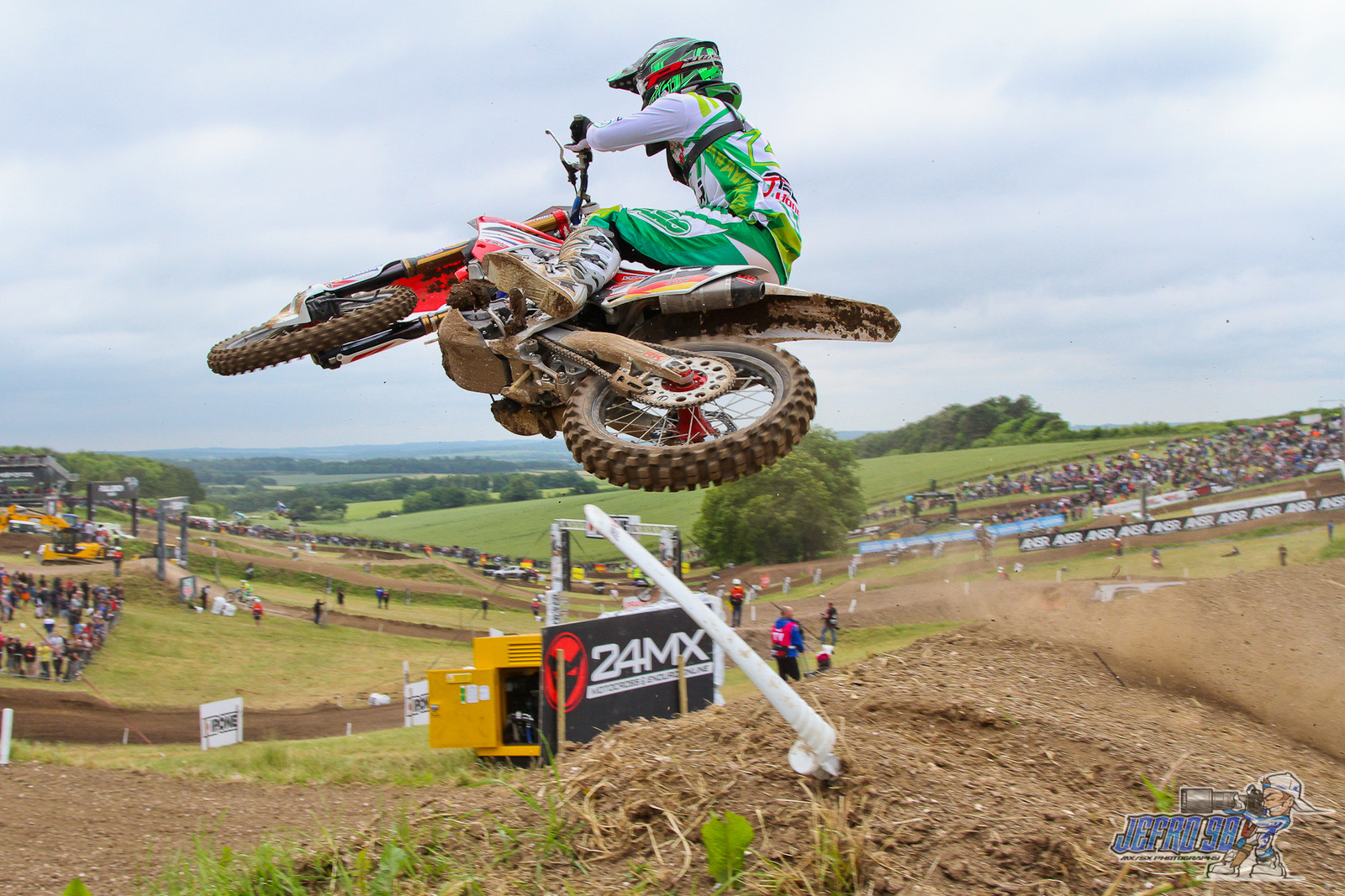 Henry Jacobi - Photo Gallery: MXGP of Great Britain - Motocross Pictures - Vital MX