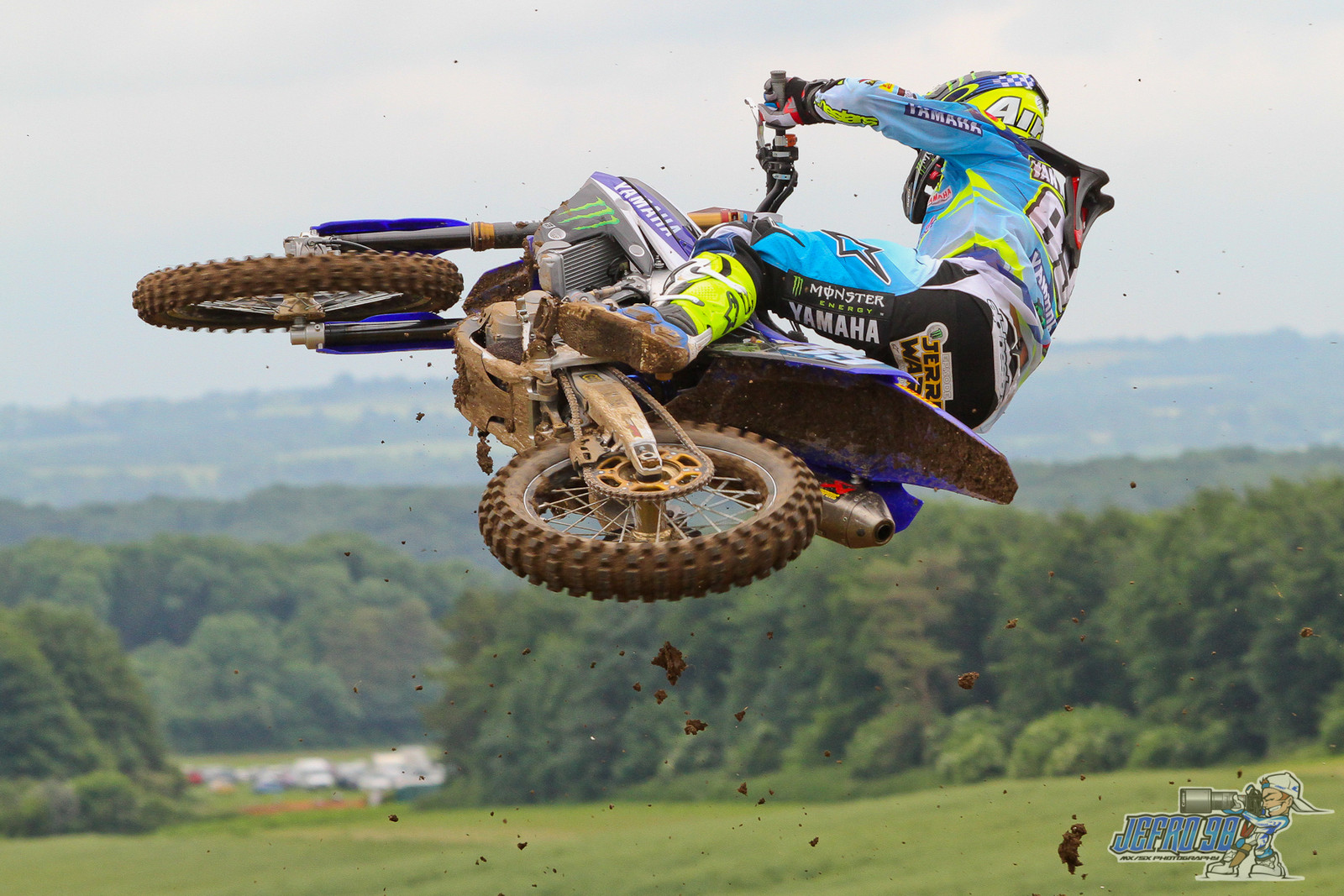Jeremy van Horebeek - Photo Gallery: MXGP of Great Britain - Motocross Pictures - Vital MX