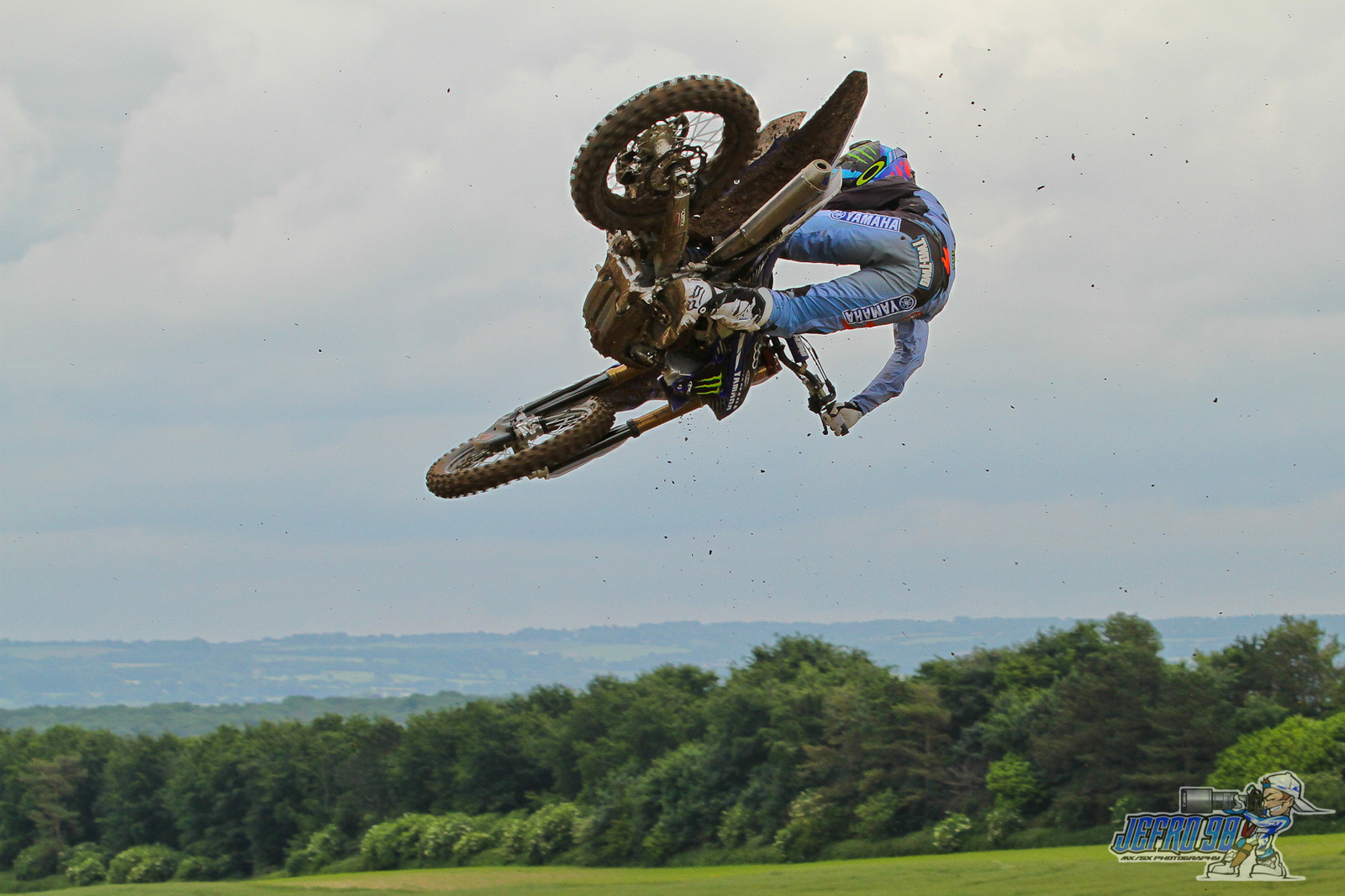 Chad Reed - Photo Gallery: MXGP of Great Britain - Motocross Pictures - Vital MX