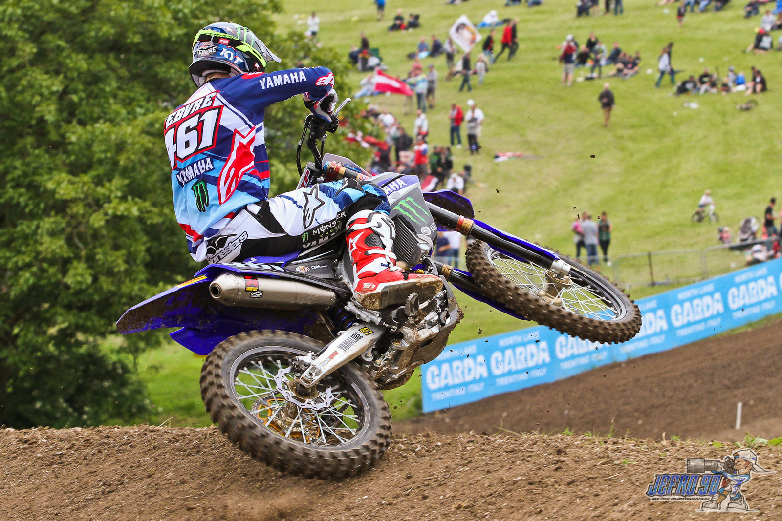 Romain Febvre - Photo Gallery: MXGP of Great Britain - Motocross Pictures - Vital MX
