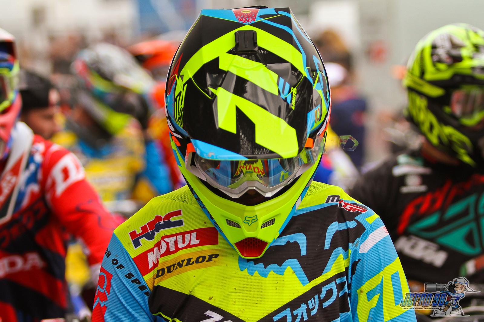 Gautier Paulin - Photo Gallery: MXGP of Great Britain - Motocross Pictures - Vital MX