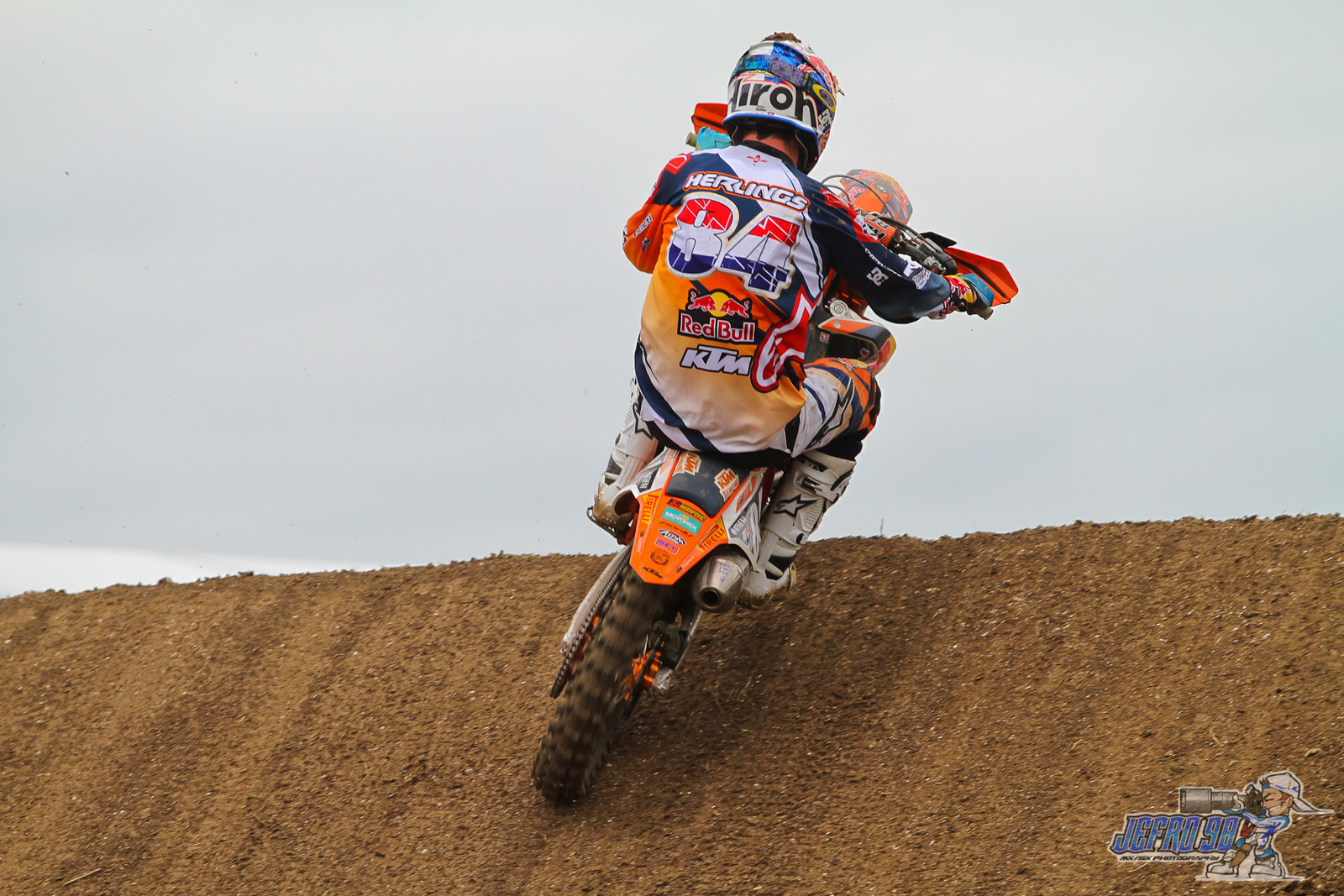 Jeffrey Herlings - Photo Gallery: MXGP of Great Britain - Motocross Pictures - Vital MX