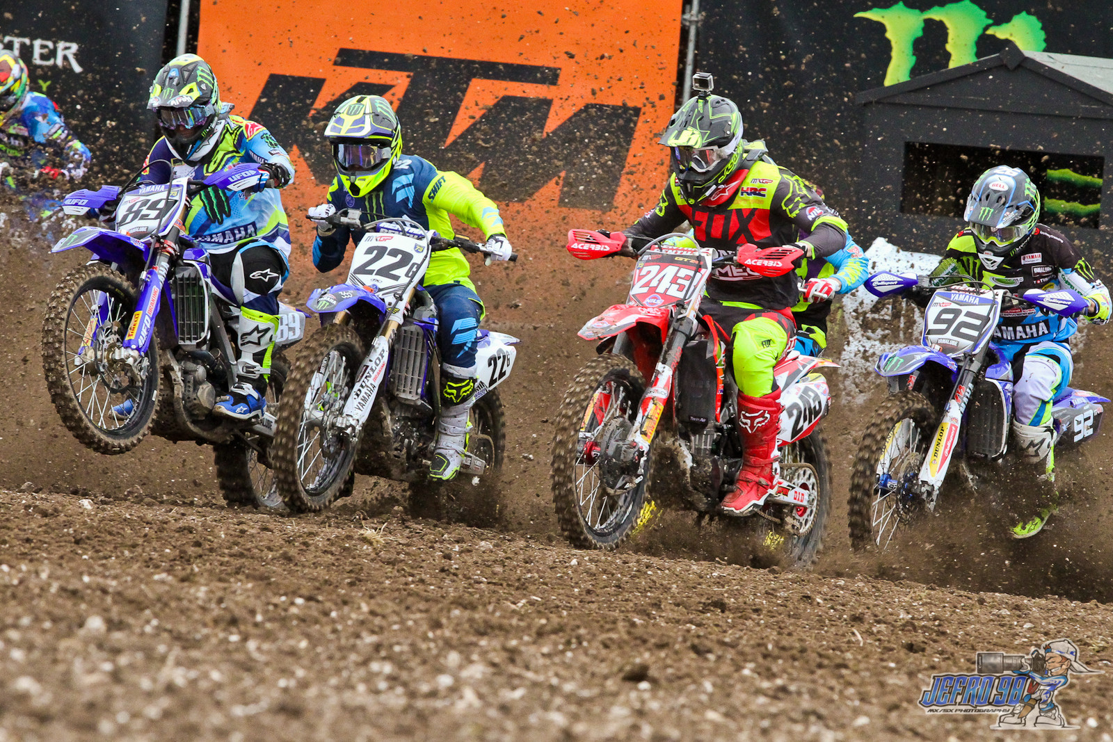 MXGP Start - Photo Gallery: MXGP of Great Britain - Motocross Pictures - Vital MX