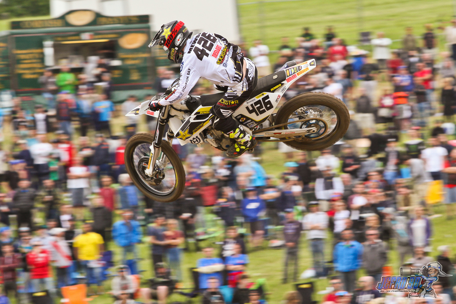 Conrad Mewse - Photo Gallery: MXGP of Great Britain - Motocross Pictures - Vital MX