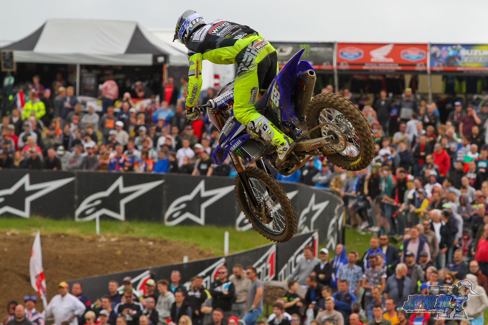 Aleksandr Tonkov - Photo Gallery: MXGP of Great Britain - Motocross Pictures - Vital MX