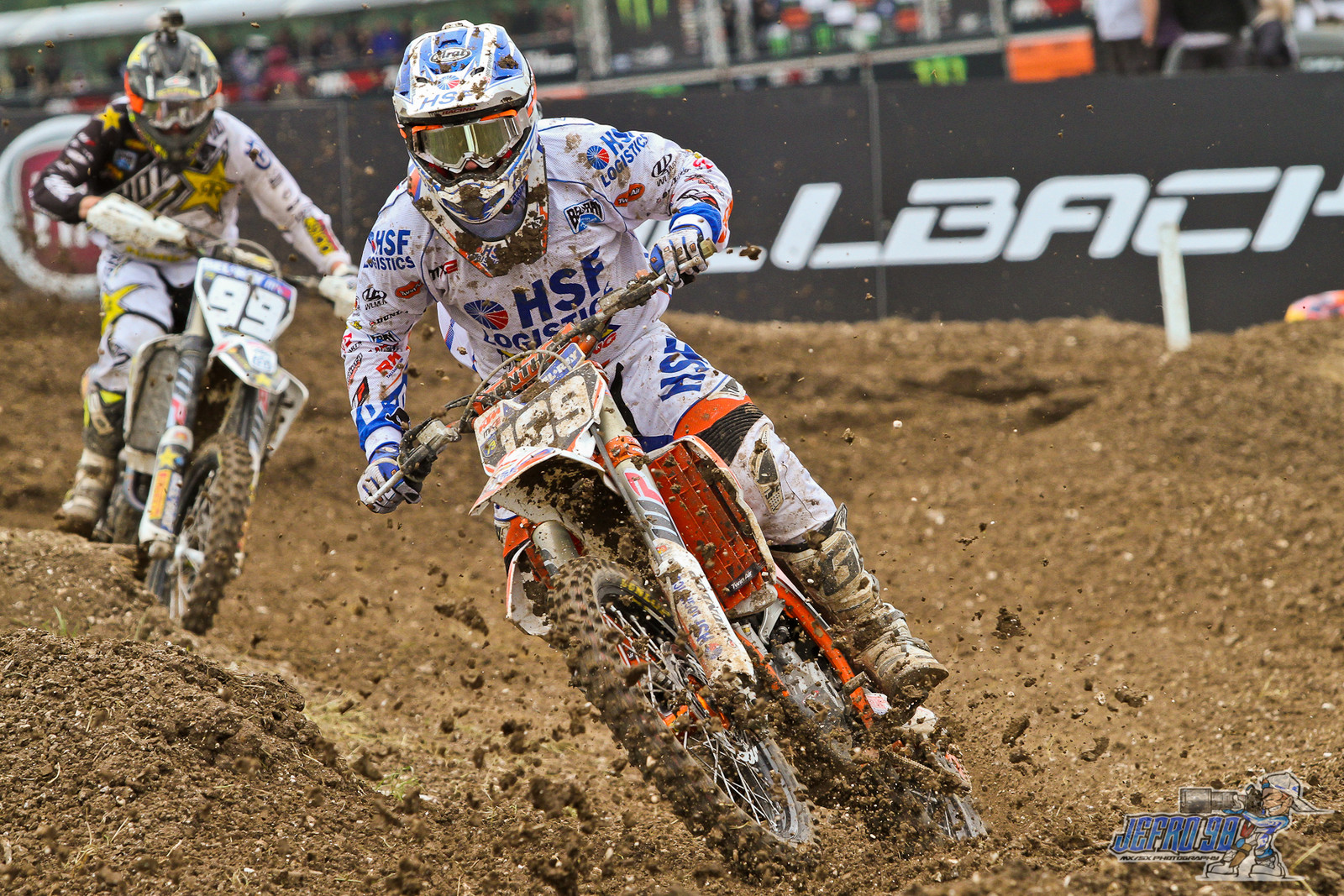 Brian Bogers - Photo Gallery: MXGP of Great Britain - Motocross Pictures - Vital MX