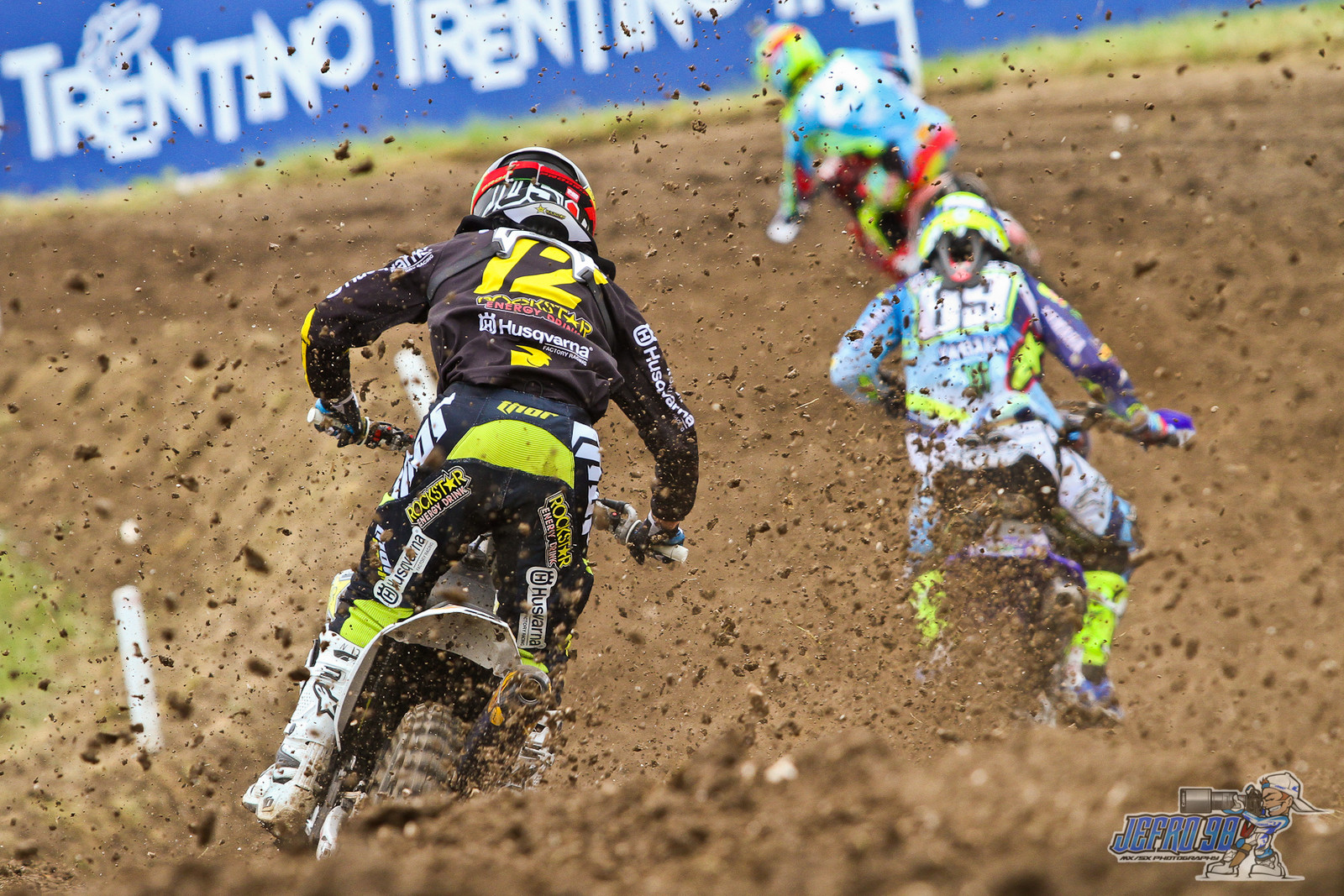 Max Nagl - Photo Gallery: MXGP of Great Britain - Motocross Pictures - Vital MX