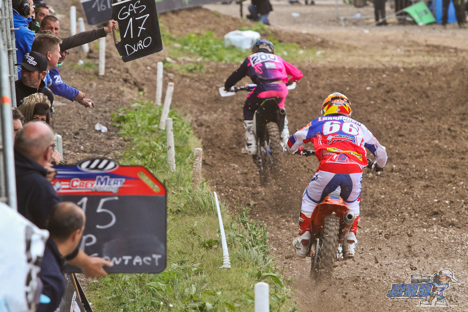 Iker Larrannago Olano - Photo Gallery: MXGP of Great Britain - Motocross Pictures - Vital MX