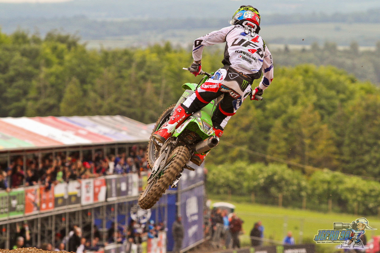 Dylan Ferrandis - Photo Gallery: MXGP of Great Britain - Motocross Pictures - Vital MX