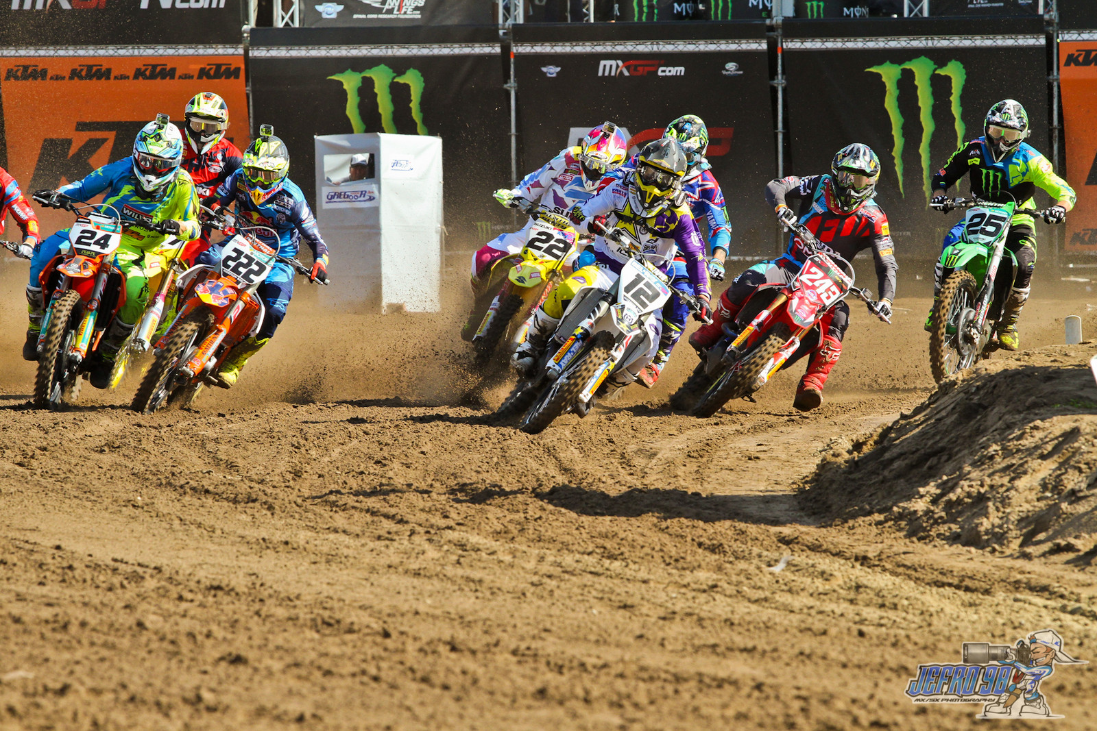 MXGP Start - Photo Gallery: MXGP of Limburg - Motocross Pictures - Vital MX