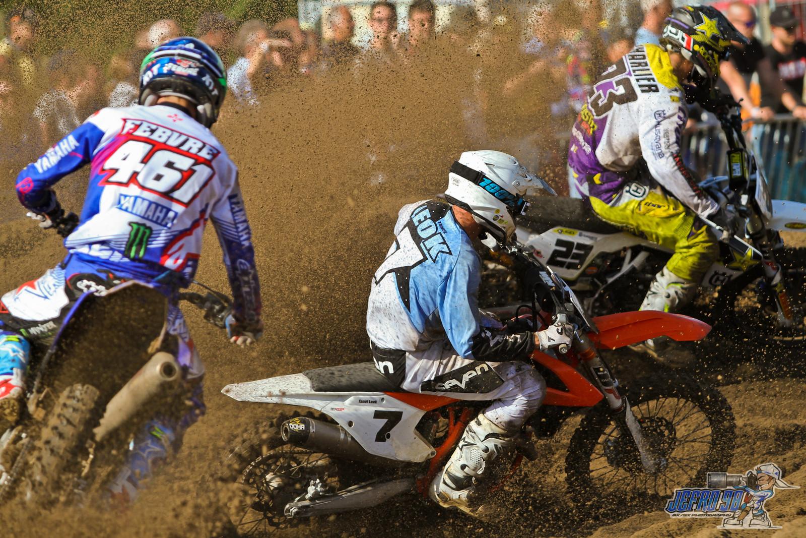 Tanel Leok - Photo Gallery: MXGP of Limburg - Motocross Pictures - Vital MX