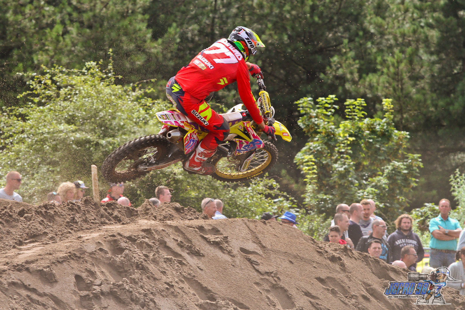 Arminas Jasikonis - Photo Gallery: MXGP of Limburg - Motocross Pictures - Vital MX