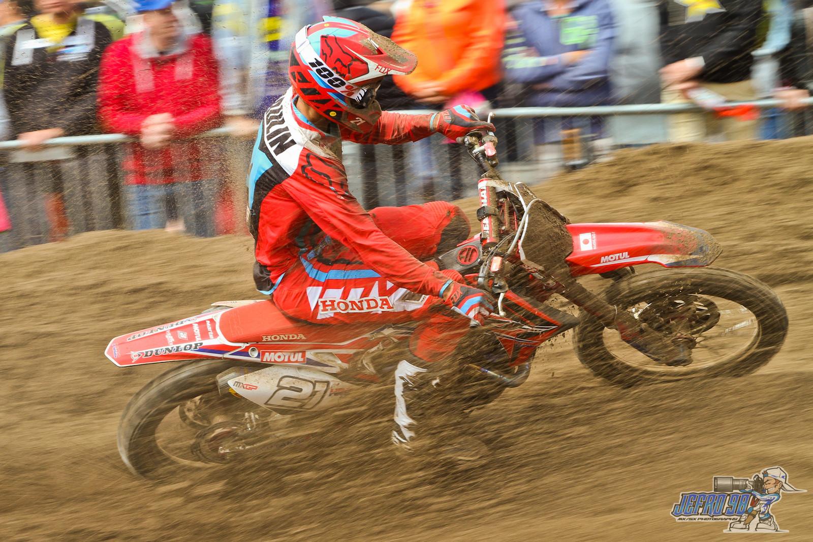 Gautier Paulin - Photo Gallery: MXGP of Limburg - Motocross Pictures - Vital MX