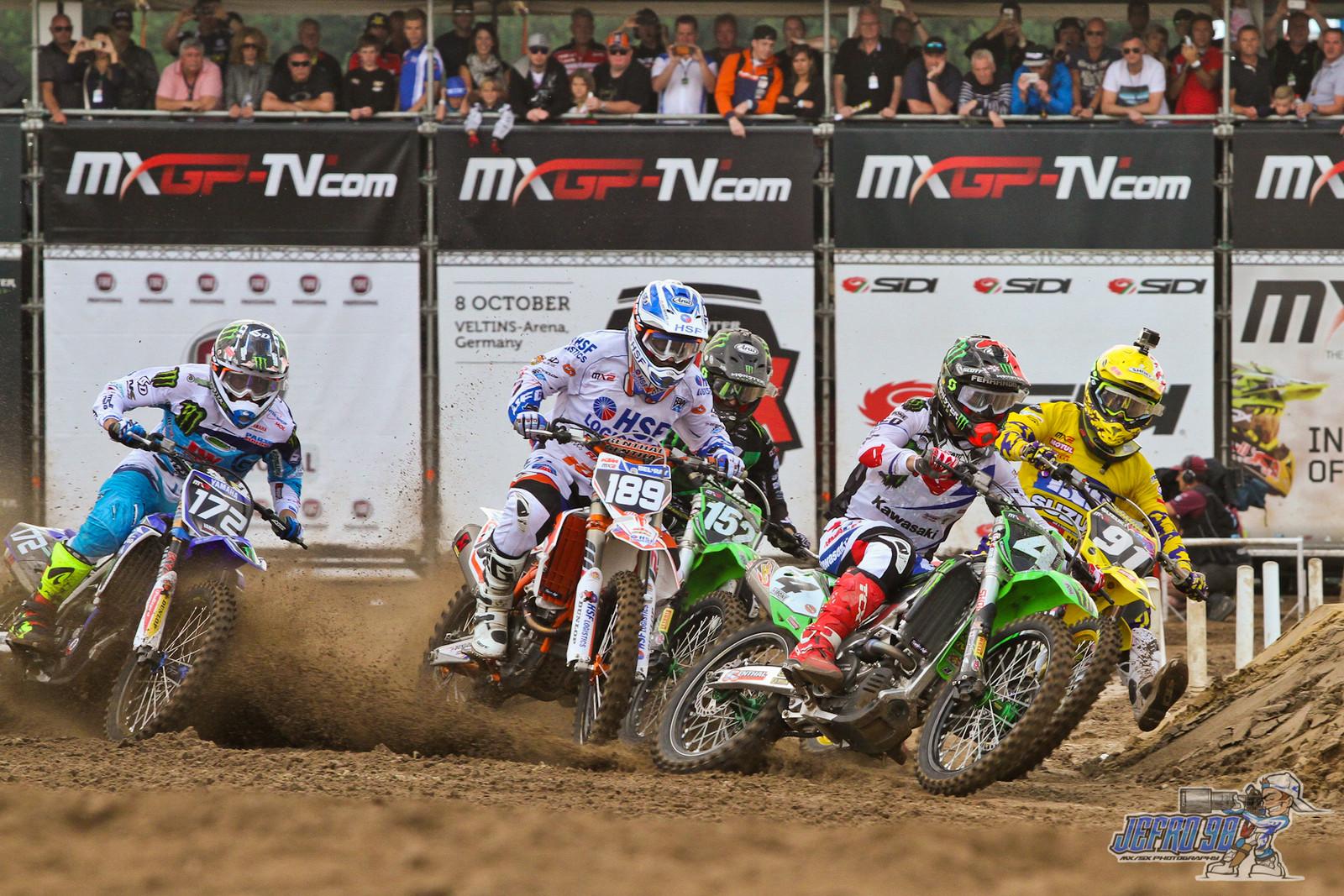 MX2 Start - Photo Gallery: MXGP of Limburg - Motocross Pictures - Vital MX