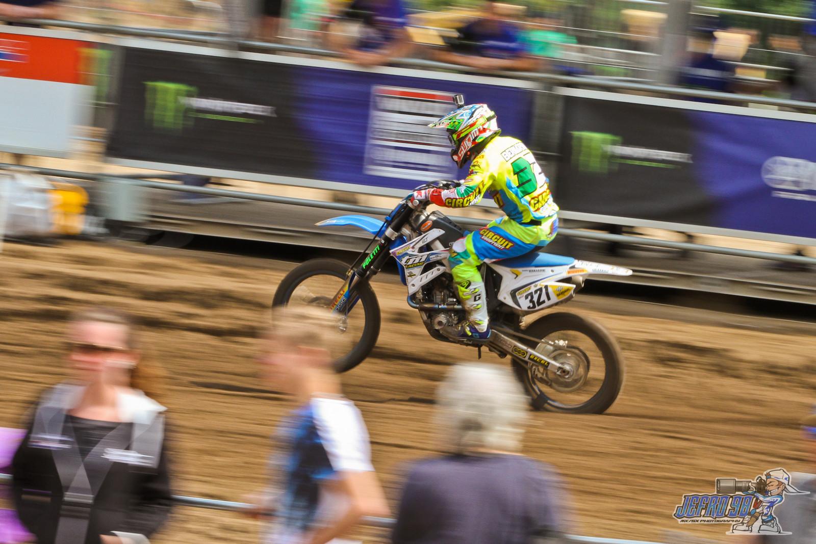 Samuele Bernardini - Photo Gallery: MXGP of Limburg - Motocross Pictures - Vital MX