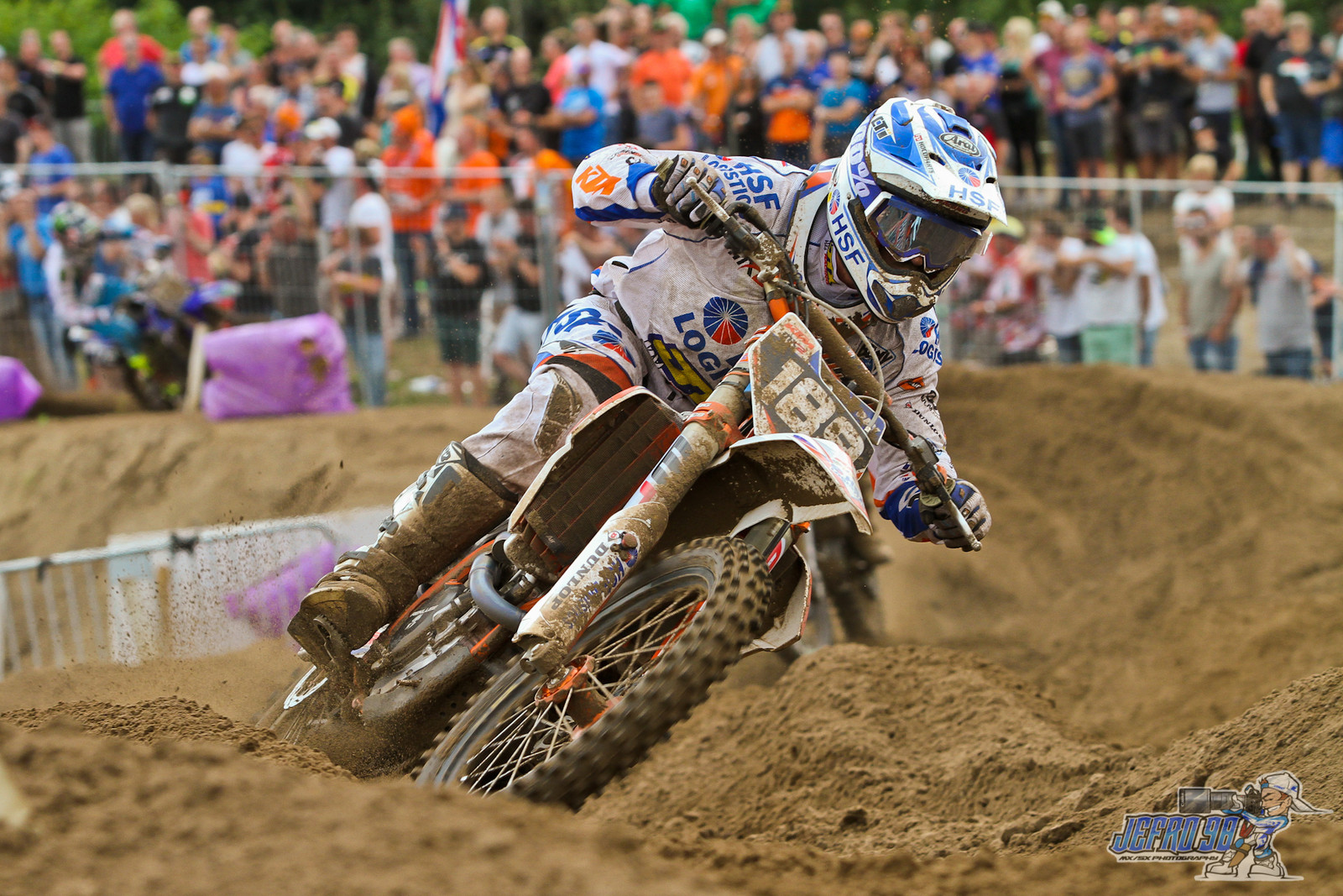 Brian Bogers - Photo Gallery: MXGP of Limburg - Motocross Pictures - Vital MX