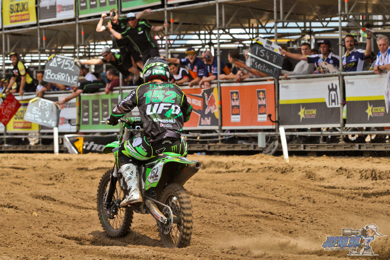 Petar Petrov - Photo Gallery: MXGP of Limburg - Motocross Pictures - Vital MX