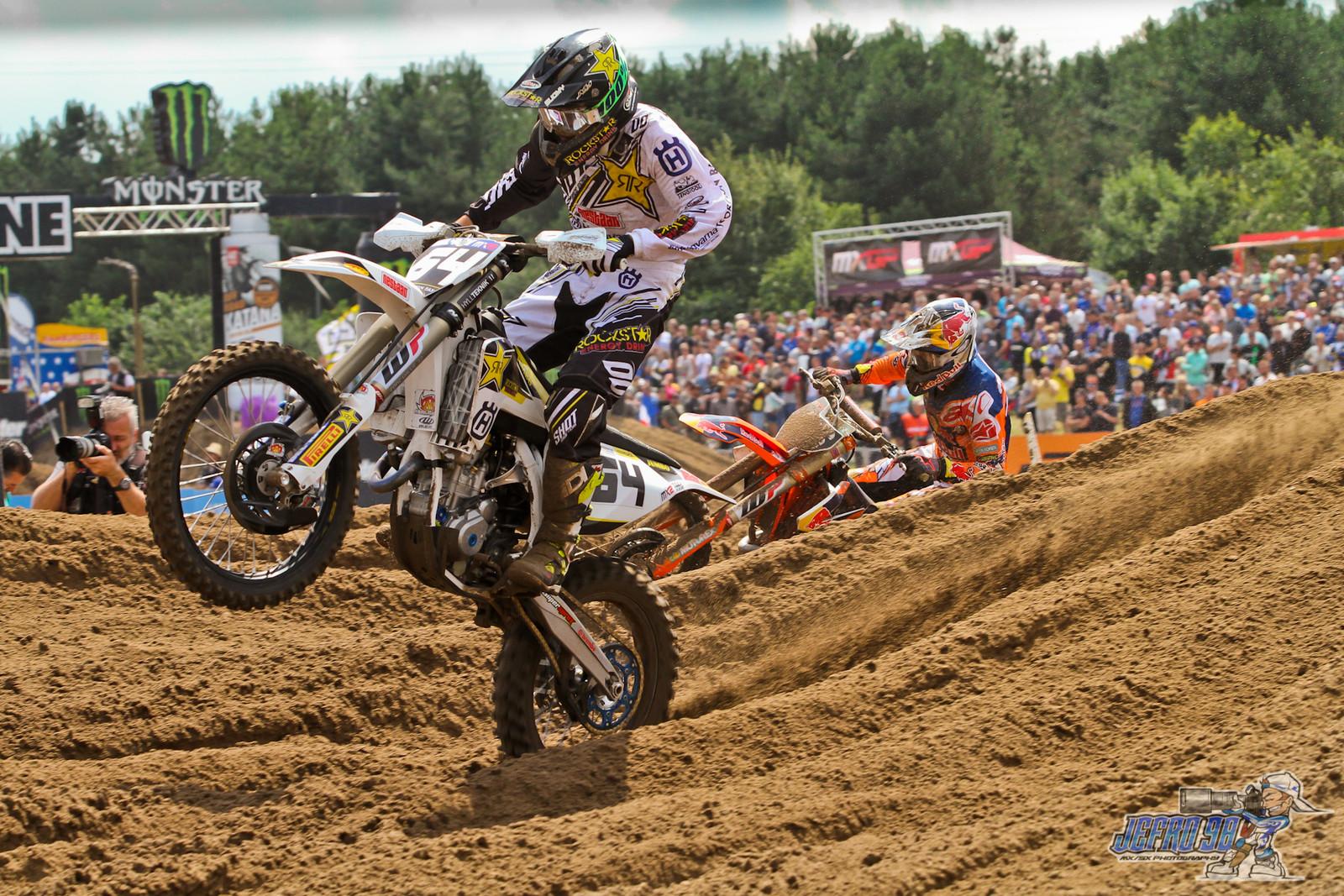 Thomas Covington - Photo Gallery: MXGP of Limburg - Motocross Pictures - Vital MX