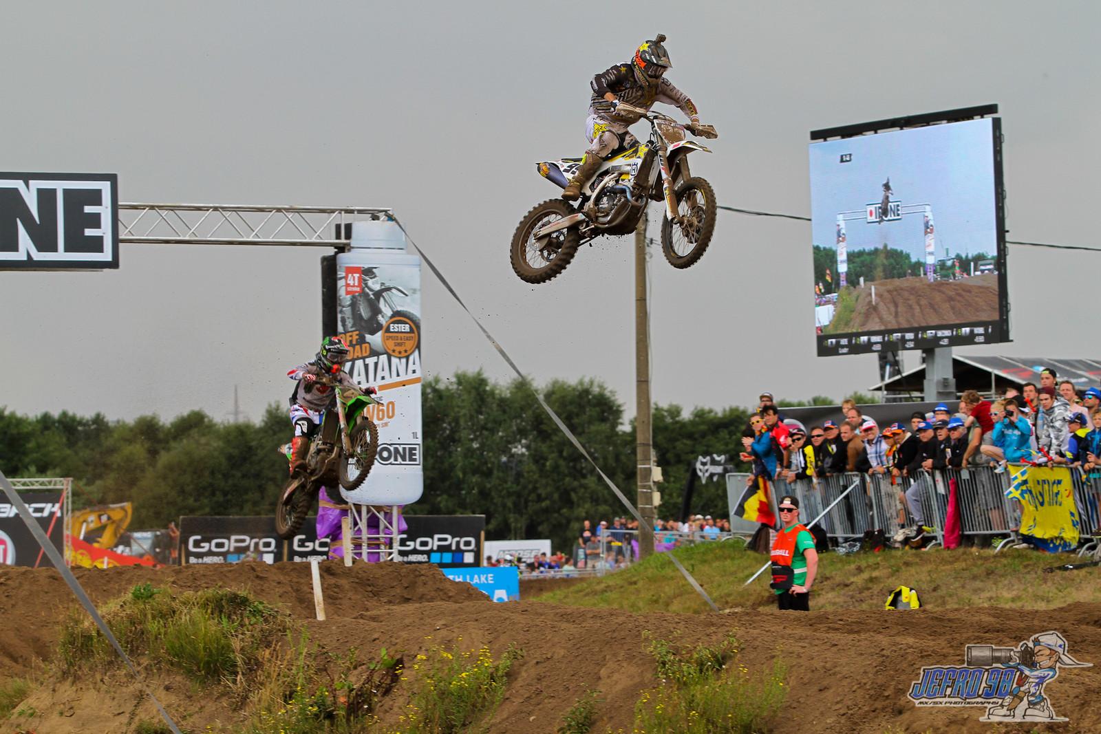 Max Anstie - Photo Gallery: MXGP of Limburg - Motocross Pictures - Vital MX