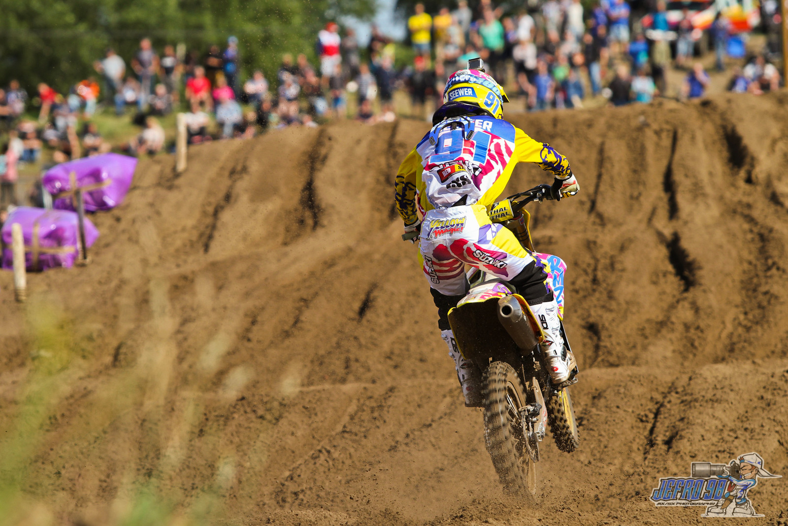 Jeremy Seewer - Photo Gallery: MXGP of Limburg - Motocross Pictures - Vital MX