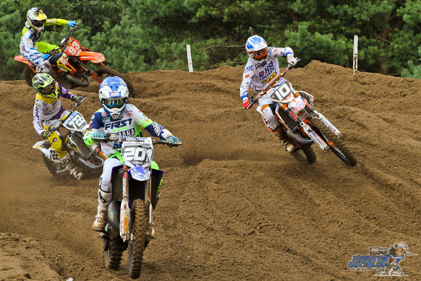 EMX125 - Photo Gallery: MXGP of Limburg - Motocross Pictures - Vital MX