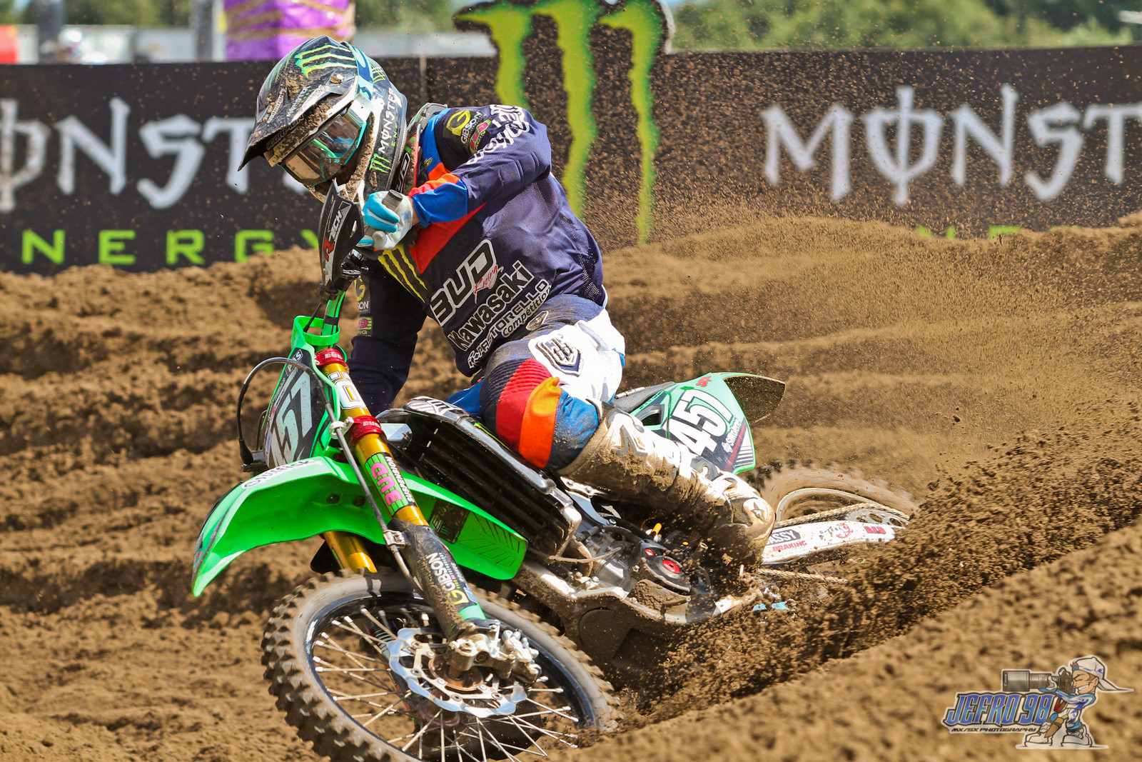 Darian Sanayei - Photo Gallery: MXGP of Limburg - Motocross Pictures - Vital MX