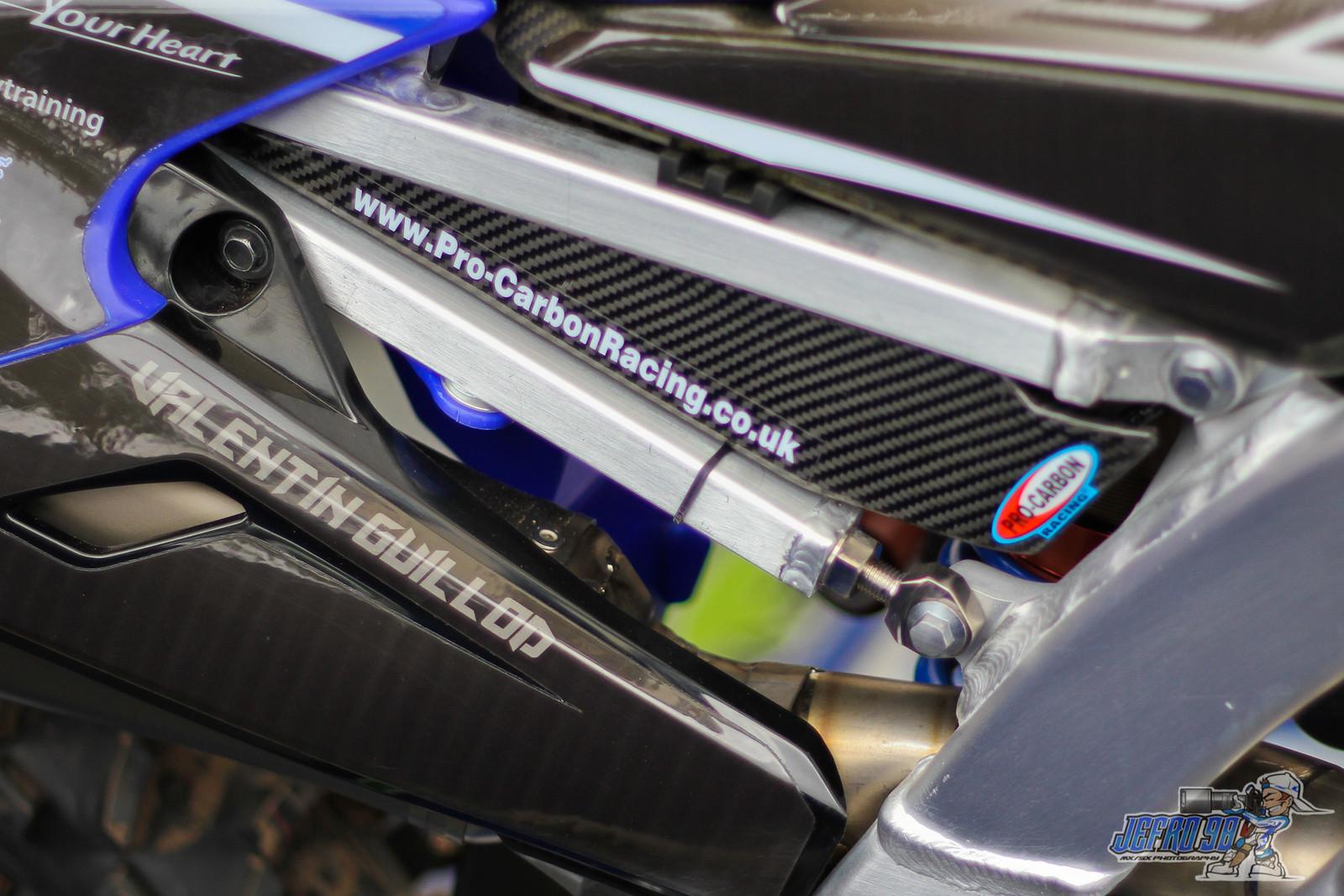 Subframe adjusters - Photo Gallery: MXGP of Limburg - Motocross Pictures - Vital MX