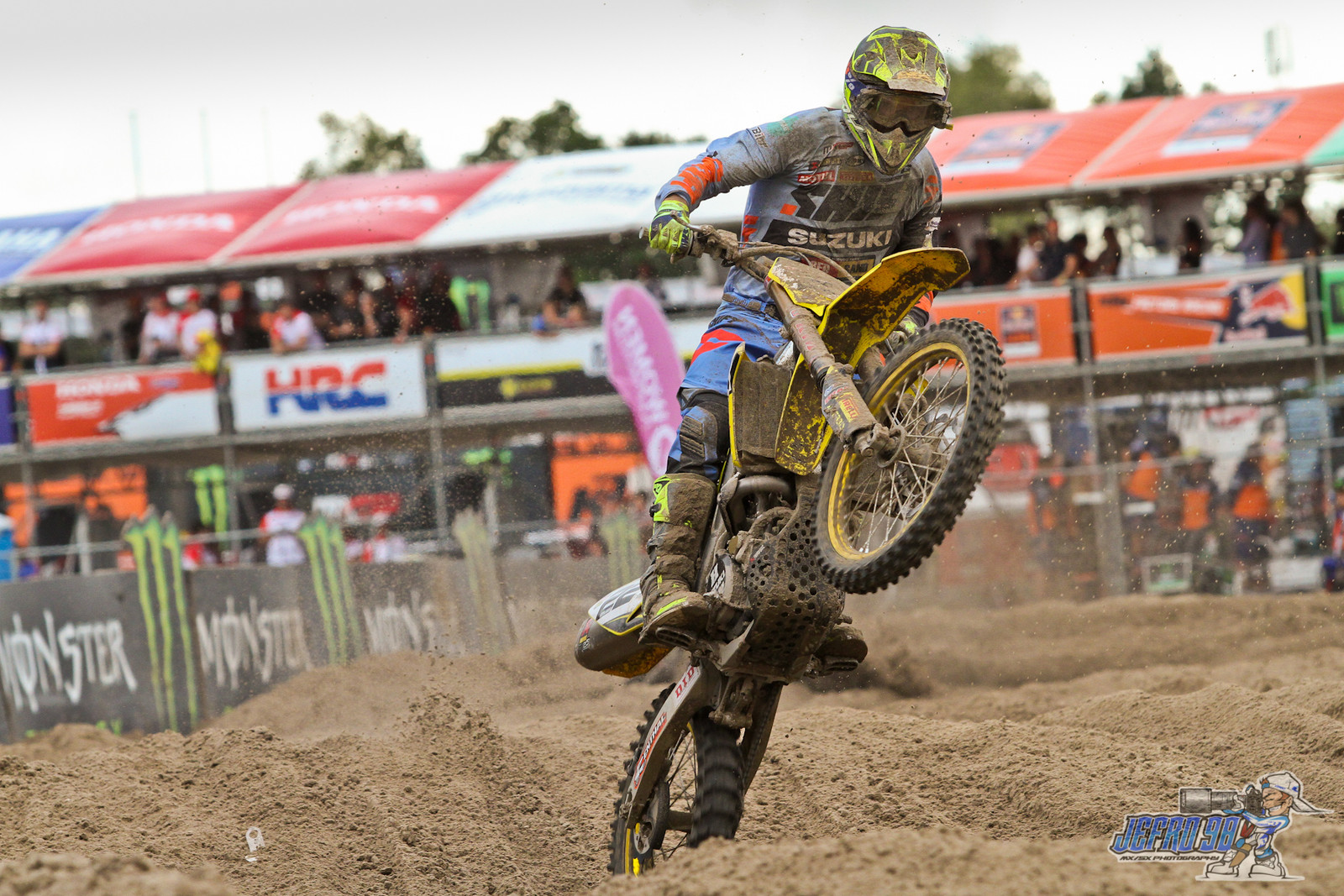 Kevin Strijbos - Photo Gallery: MXGP of the Netherlands - Motocross Pictures - Vital MX
