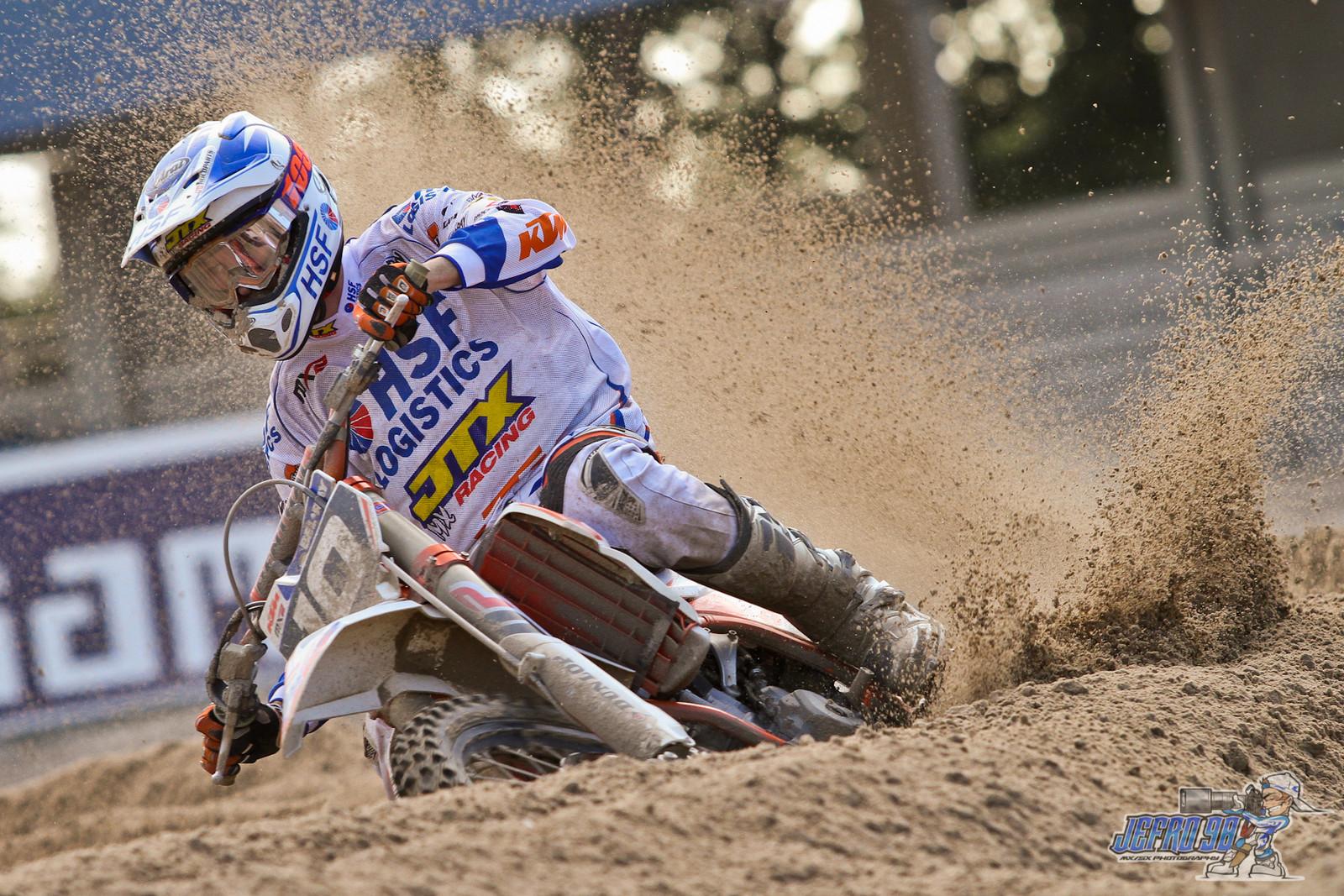 Calvin Vlaanderen - Photo Gallery: MXGP of the Netherlands - Motocross Pictures - Vital MX