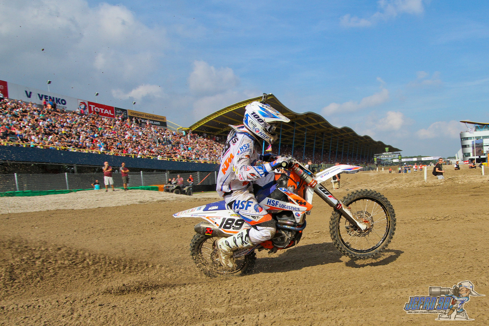 Brian Bogers - Photo Gallery: MXGP of the Netherlands - Motocross Pictures - Vital MX