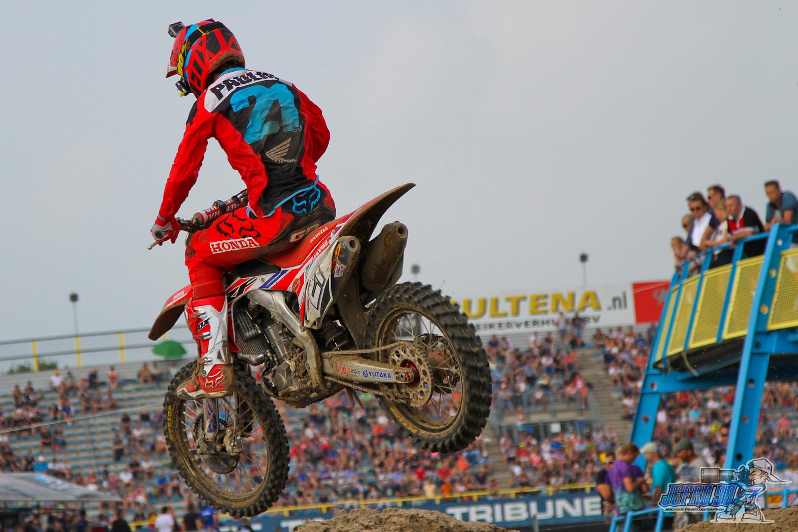 Gautier Paulin - Photo Gallery: MXGP of the Netherlands - Motocross Pictures - Vital MX