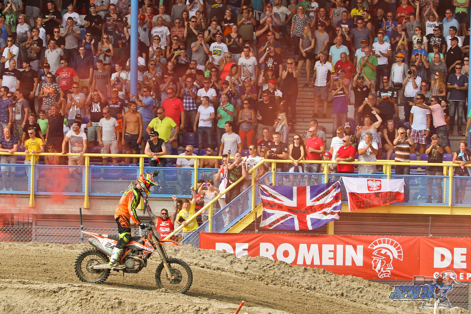 Shaun Simpson - Photo Gallery: MXGP of the Netherlands - Motocross Pictures - Vital MX